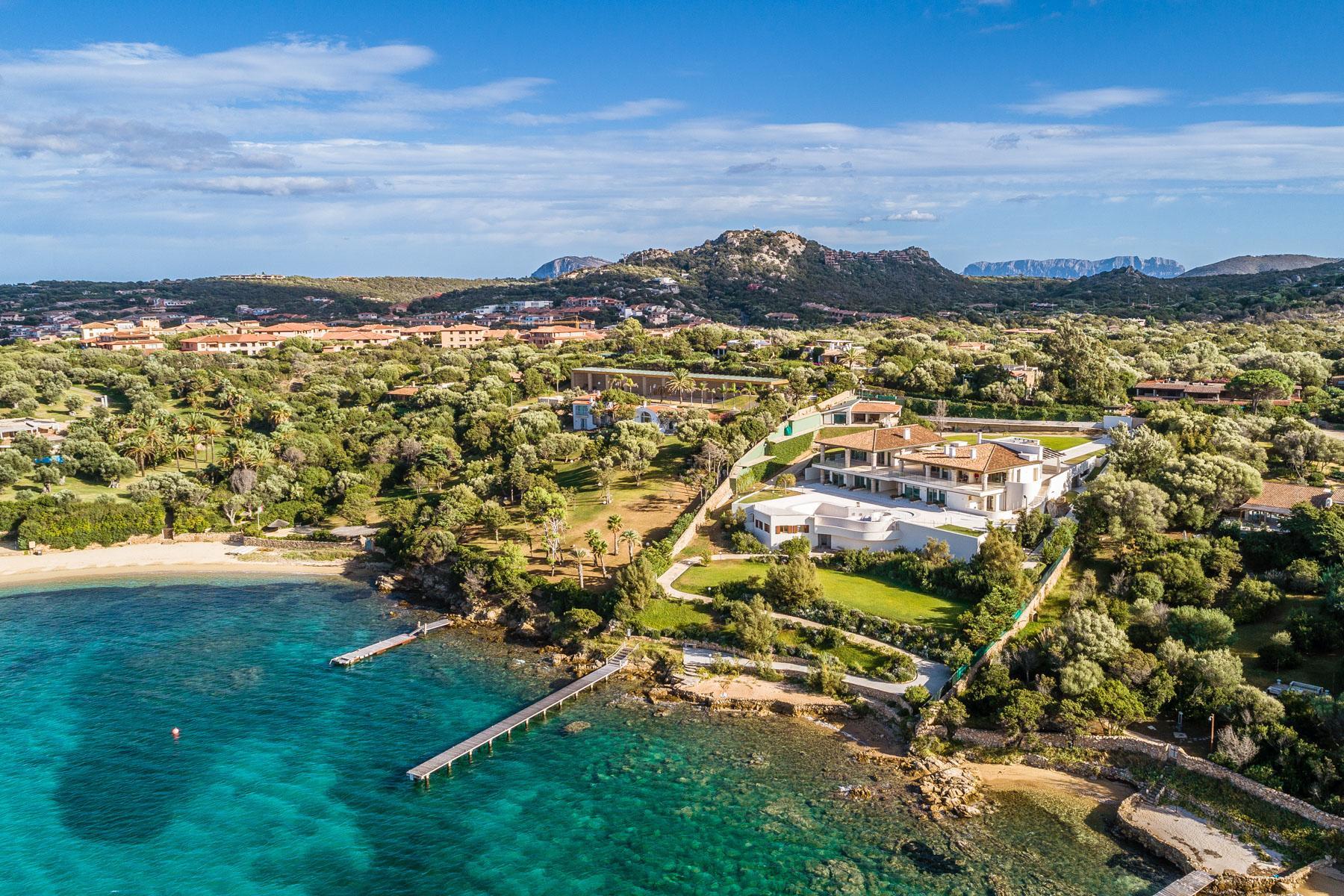 Meravigliosa villa sul mare in Costa Smeralda - 32