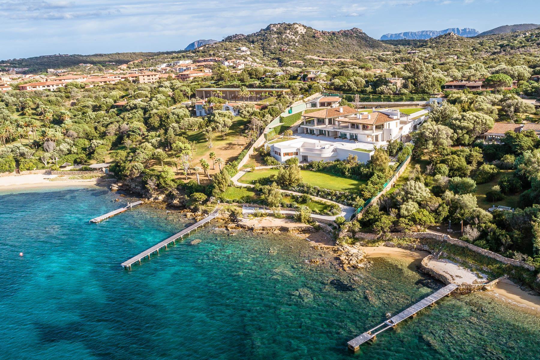 Meravigliosa villa sul mare in Costa Smeralda - 33