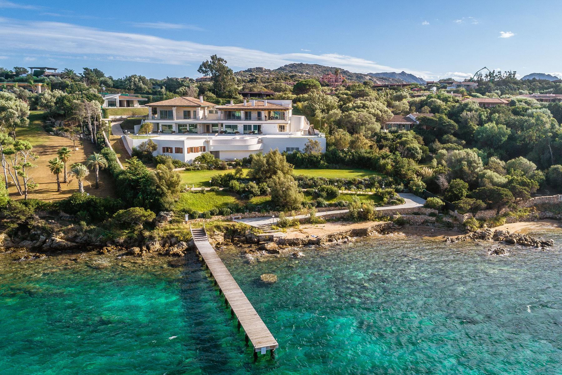 Meravigliosa villa sul mare in Costa Smeralda - 34