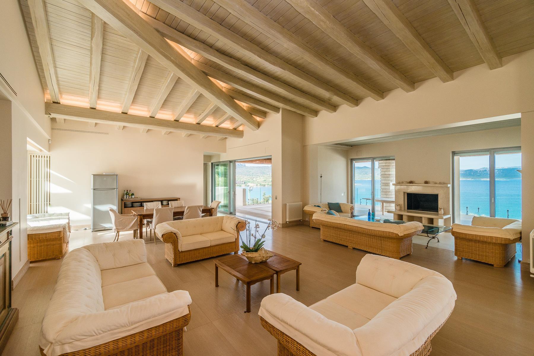 Wunderschöne Villa am Meer an der Costa Smeralda - 8