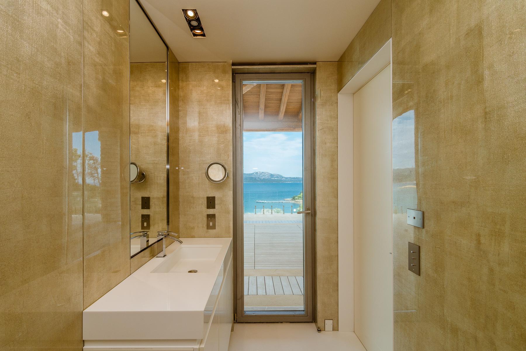 Meravigliosa villa sul mare in Costa Smeralda - 22
