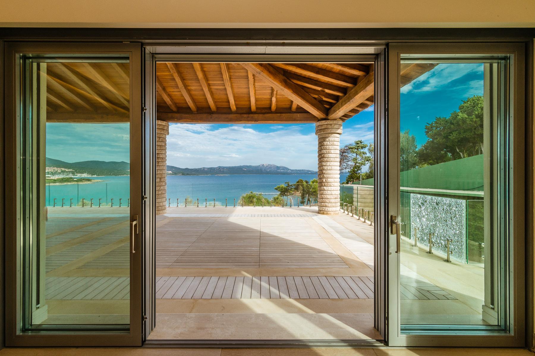 Meravigliosa villa sul mare in Costa Smeralda - 16