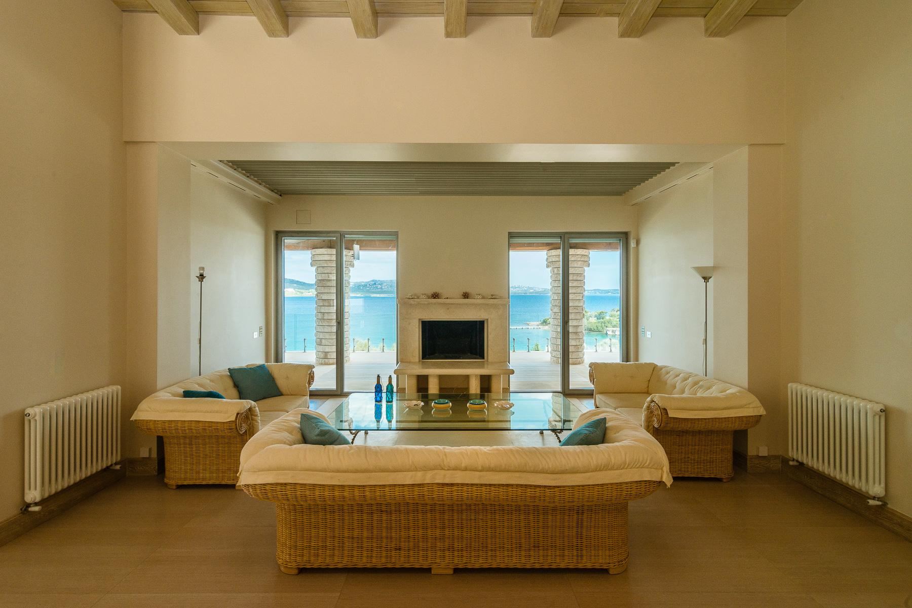 Meravigliosa villa sul mare in Costa Smeralda - 12