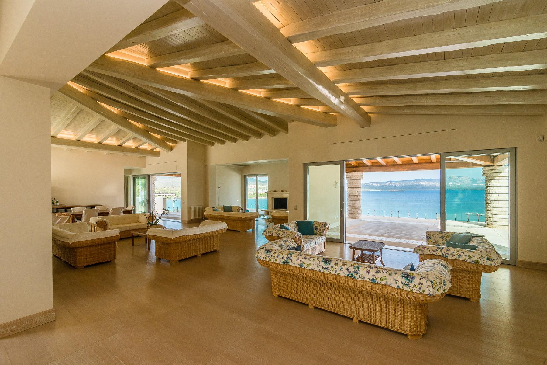 Meravigliosa villa sul mare in Costa Smeralda - 11