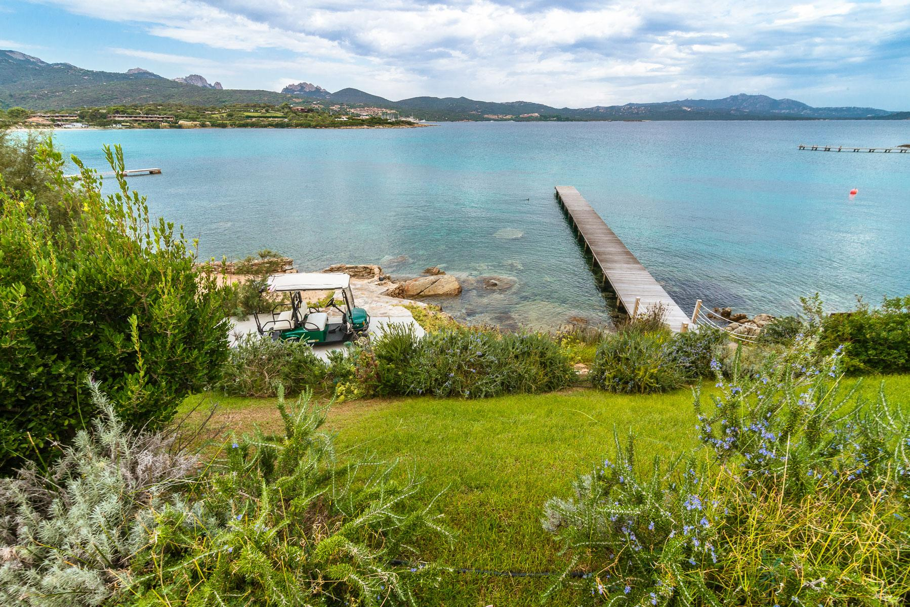 Meravigliosa villa sul mare in Costa Smeralda - 31