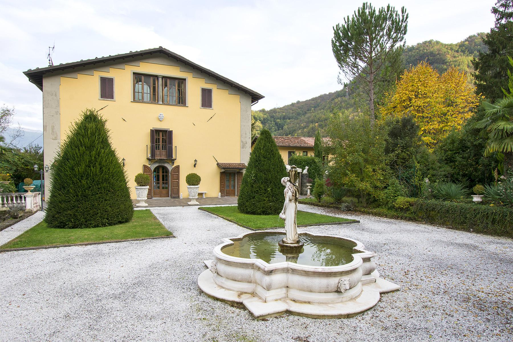 Luxury Renaissance Villa on the hills of Garfagnana Region - 31