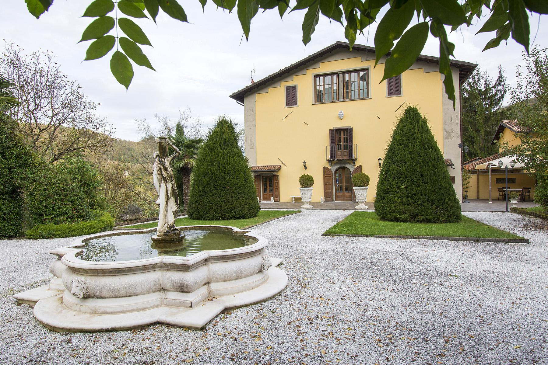 Luxury Renaissance Villa on the hills of Garfagnana Region - 27