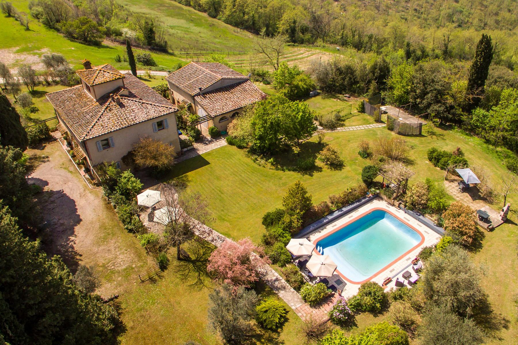 Remarkable Country house B&B with pool near San Gimignano - 1