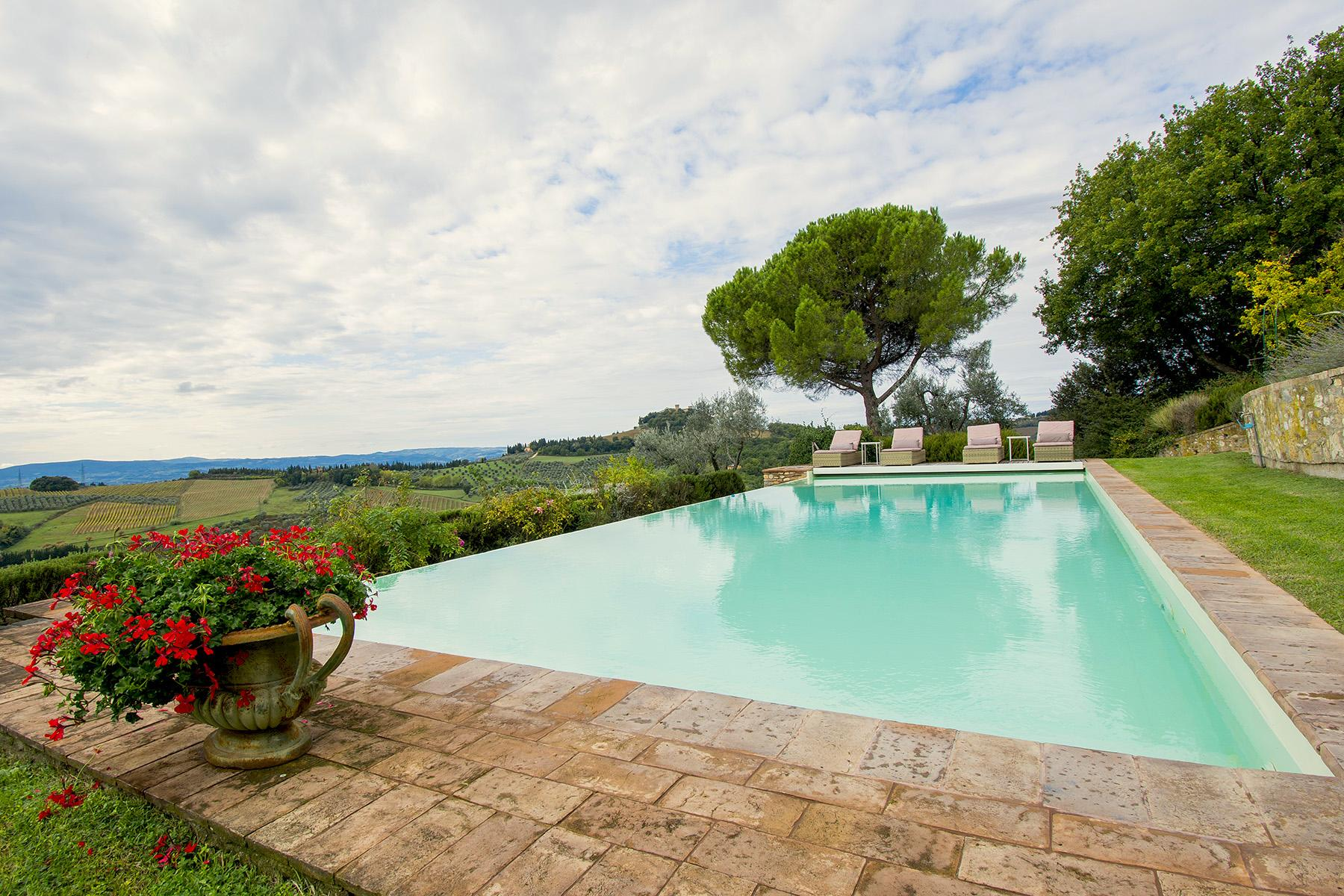 An enchanting villa in Florentine Chianti - 20