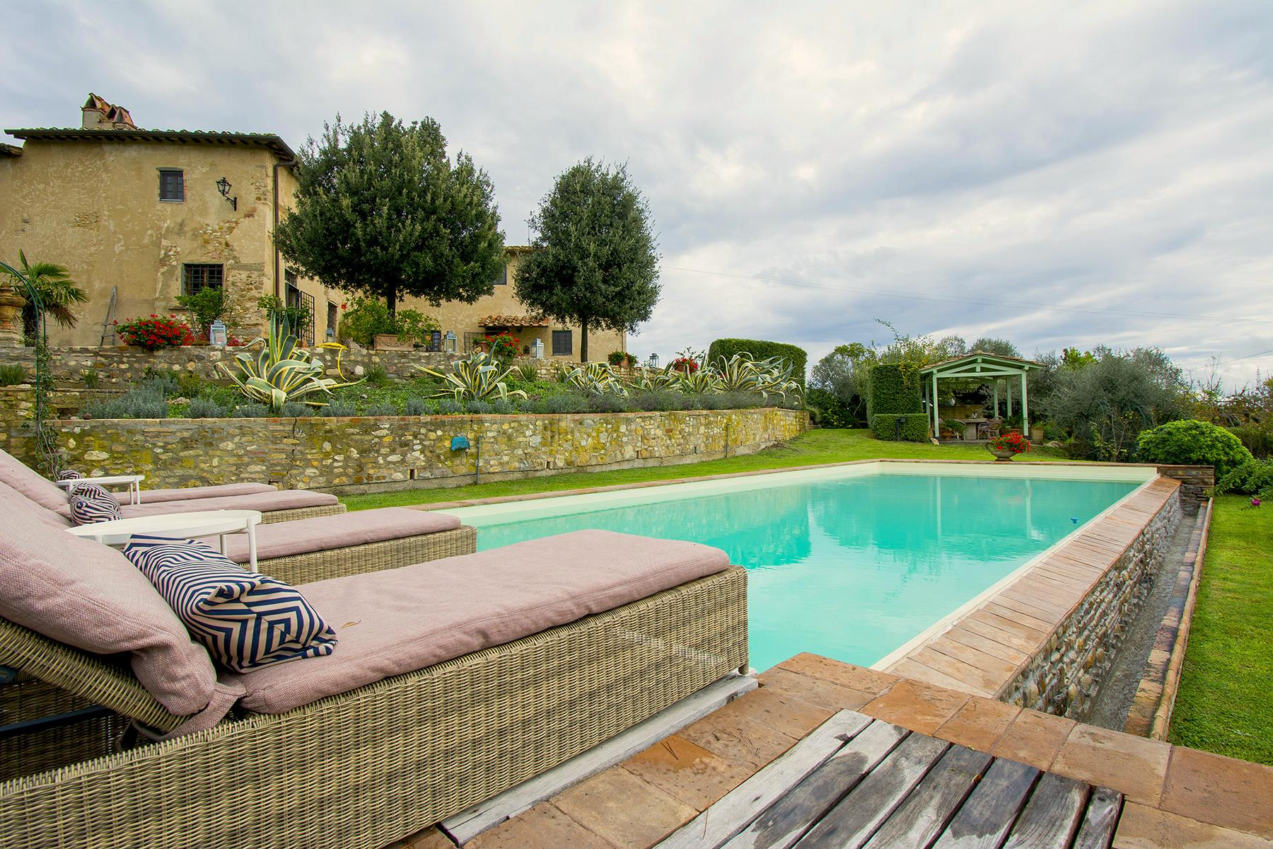 An enchanting villa in Florentine Chianti - 4