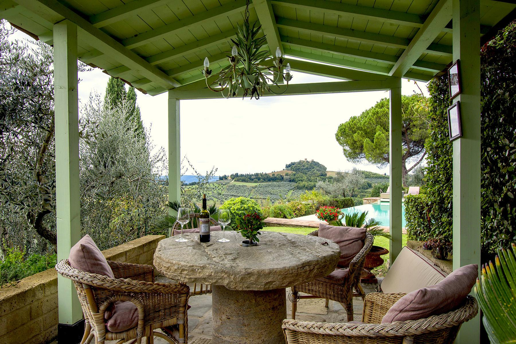 An enchanting villa in Florentine Chianti - 15
