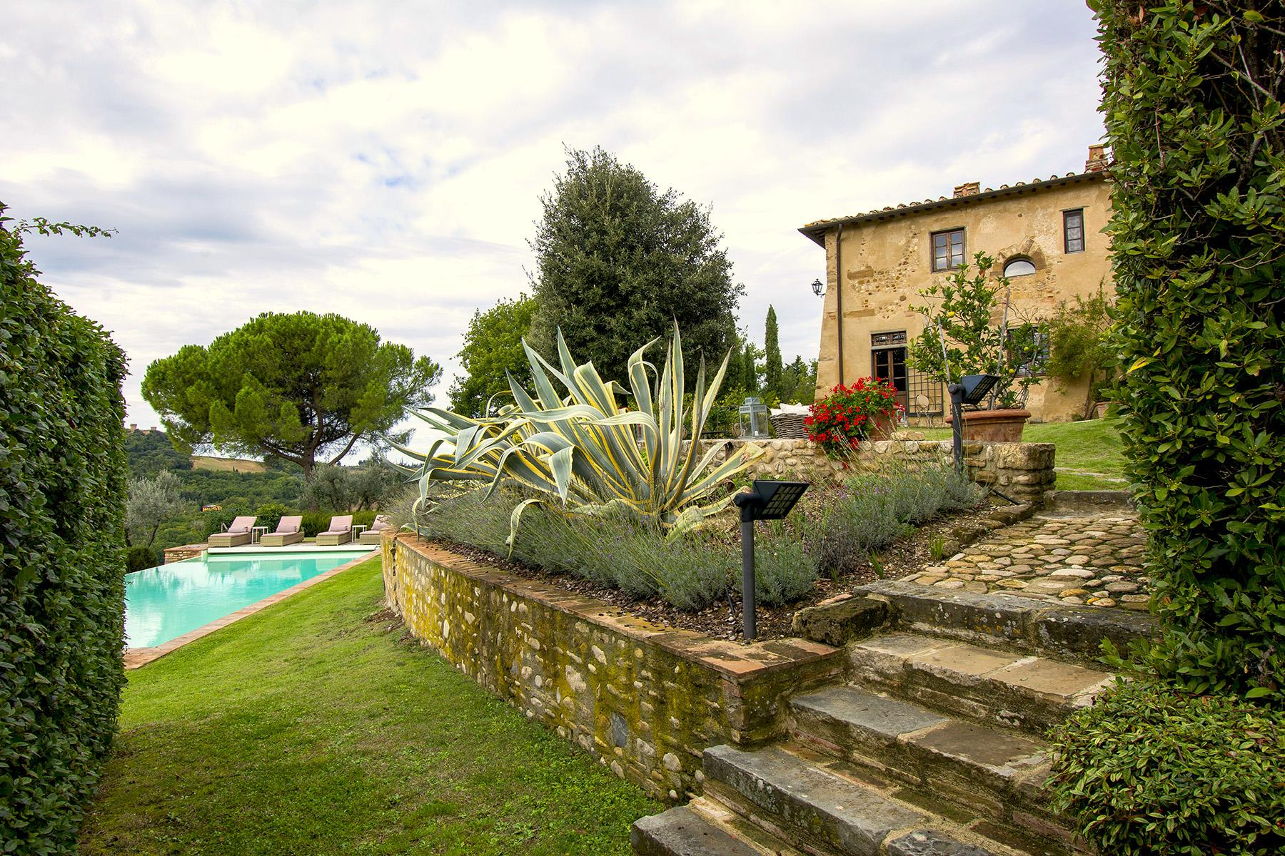 An enchanting villa in Florentine Chianti - 2