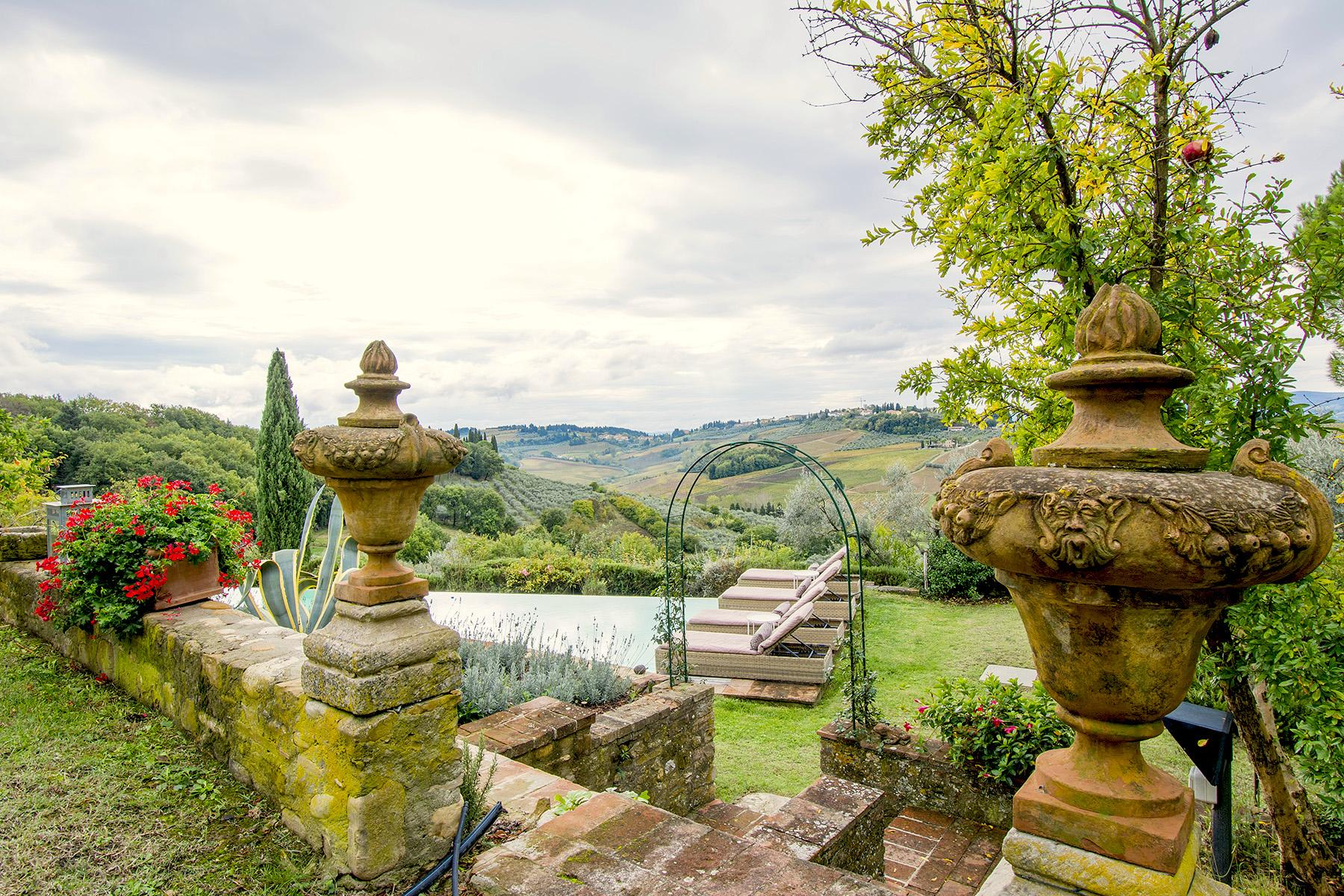 An enchanting villa in Florentine Chianti - 5