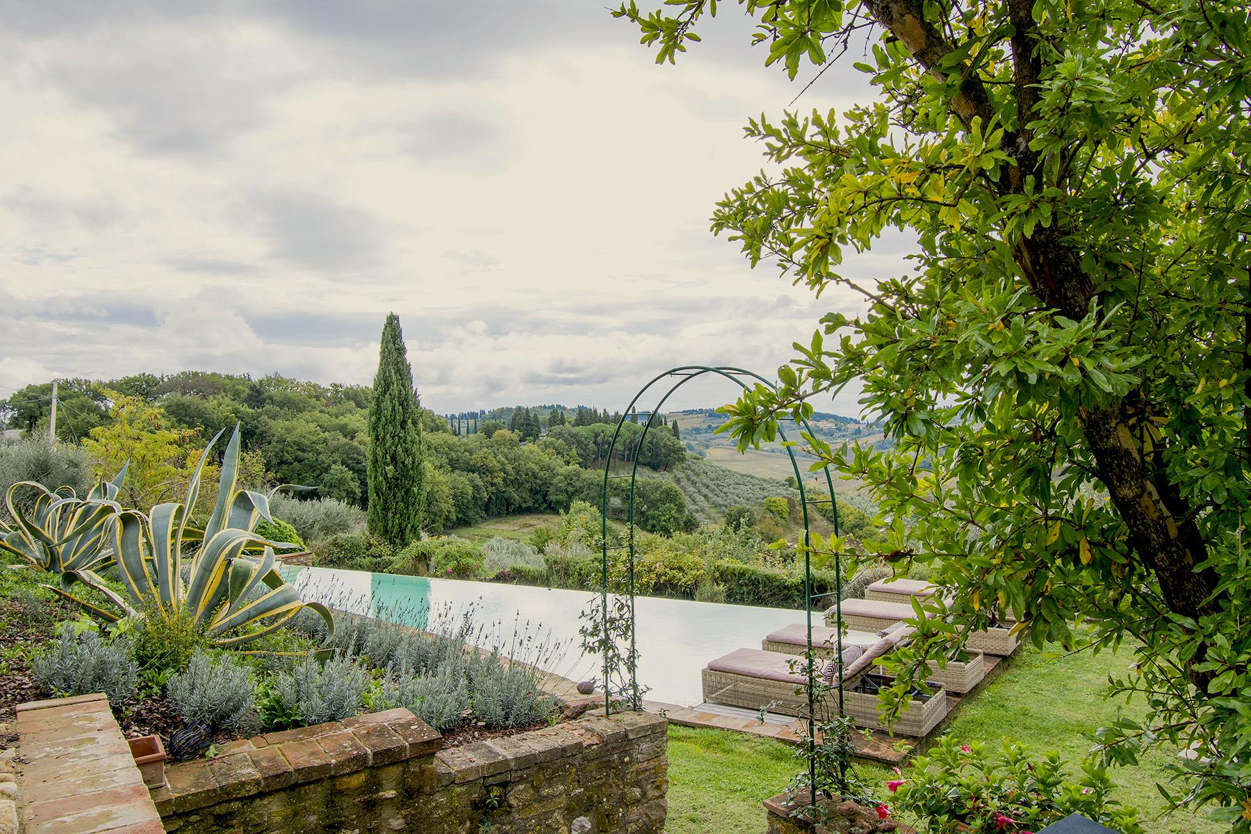 An enchanting villa in Florentine Chianti - 23