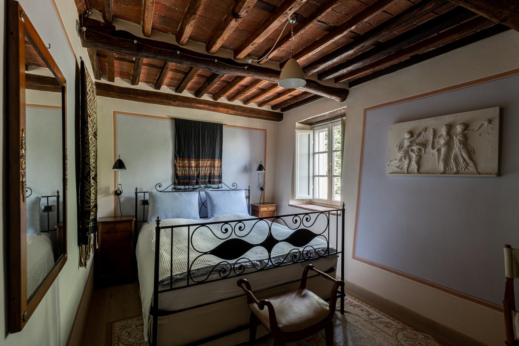 Magical farmhouse with stunning views on the hills of Lucca - 22