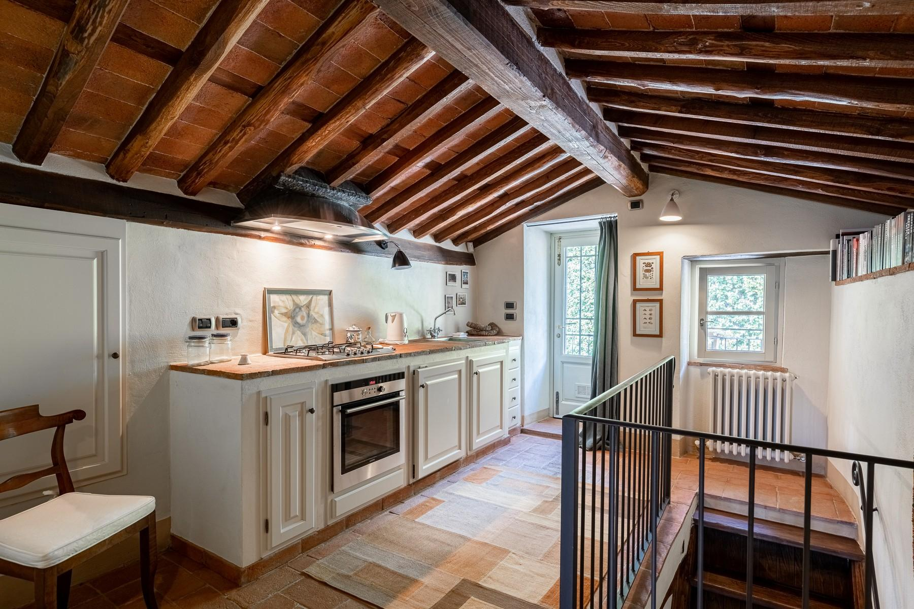 Magical farmhouse with stunning views on the hills of Lucca - 24