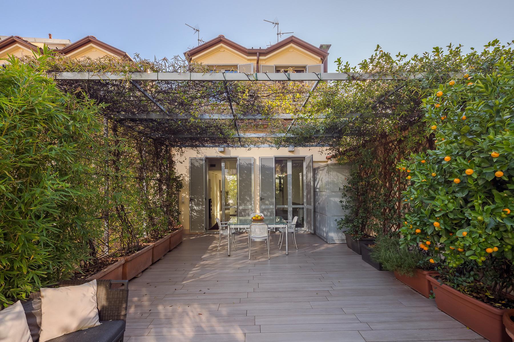Отремонтированные светлые апартаменты с большой террасой - 2