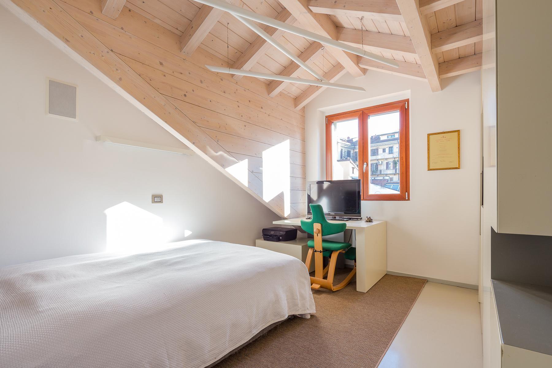Отремонтированные светлые апартаменты с большой террасой - 24