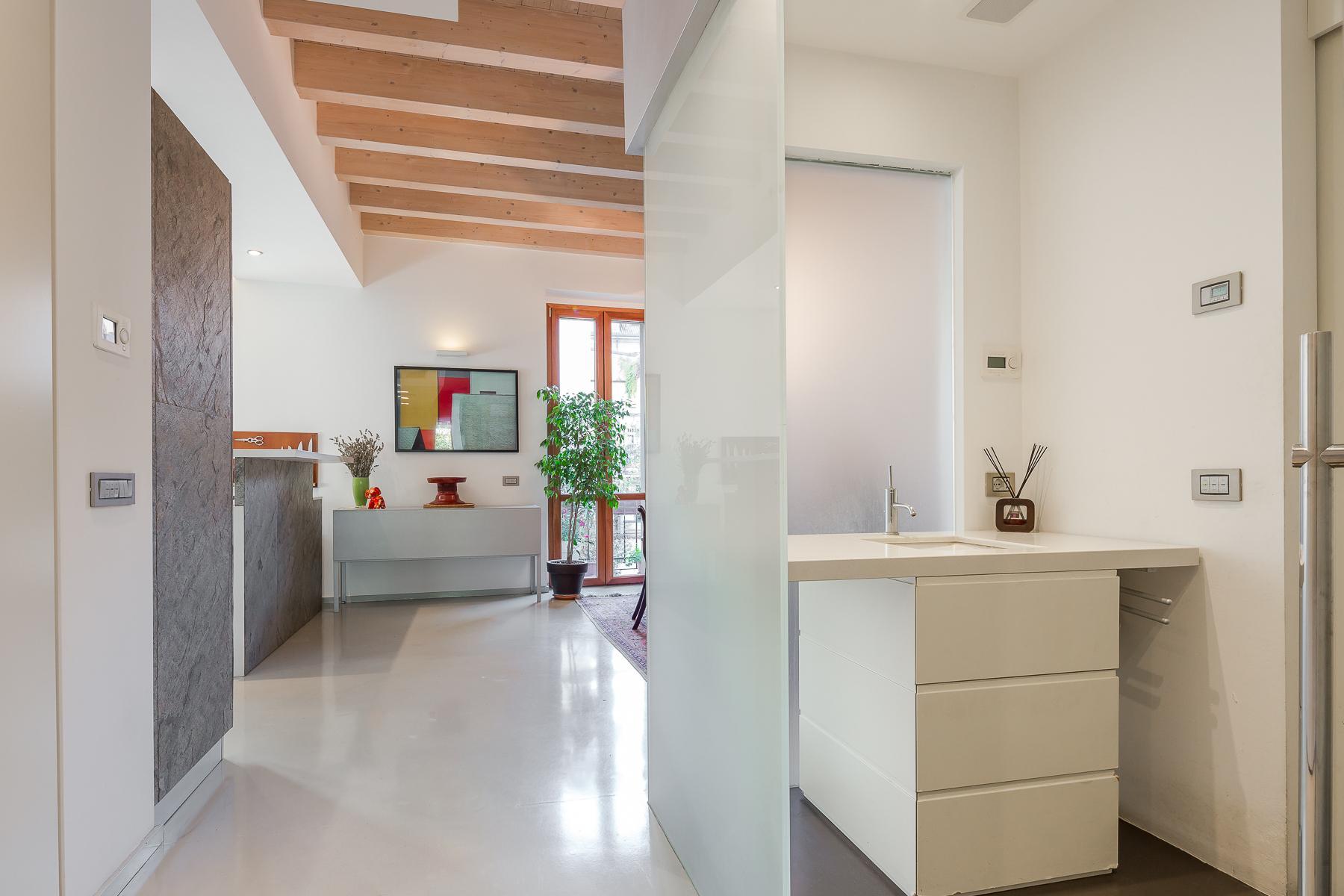 Отремонтированные светлые апартаменты с большой террасой - 3
