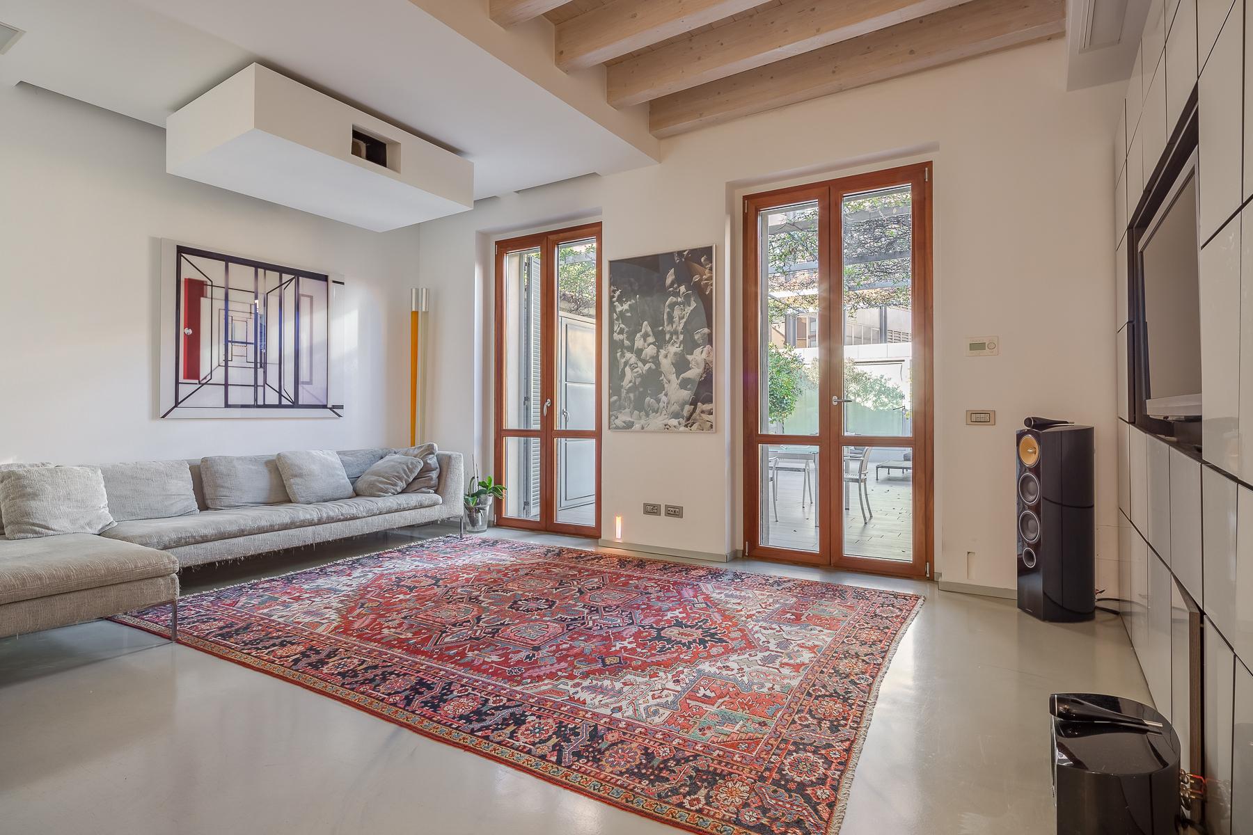 Отремонтированные светлые апартаменты с большой террасой - 4