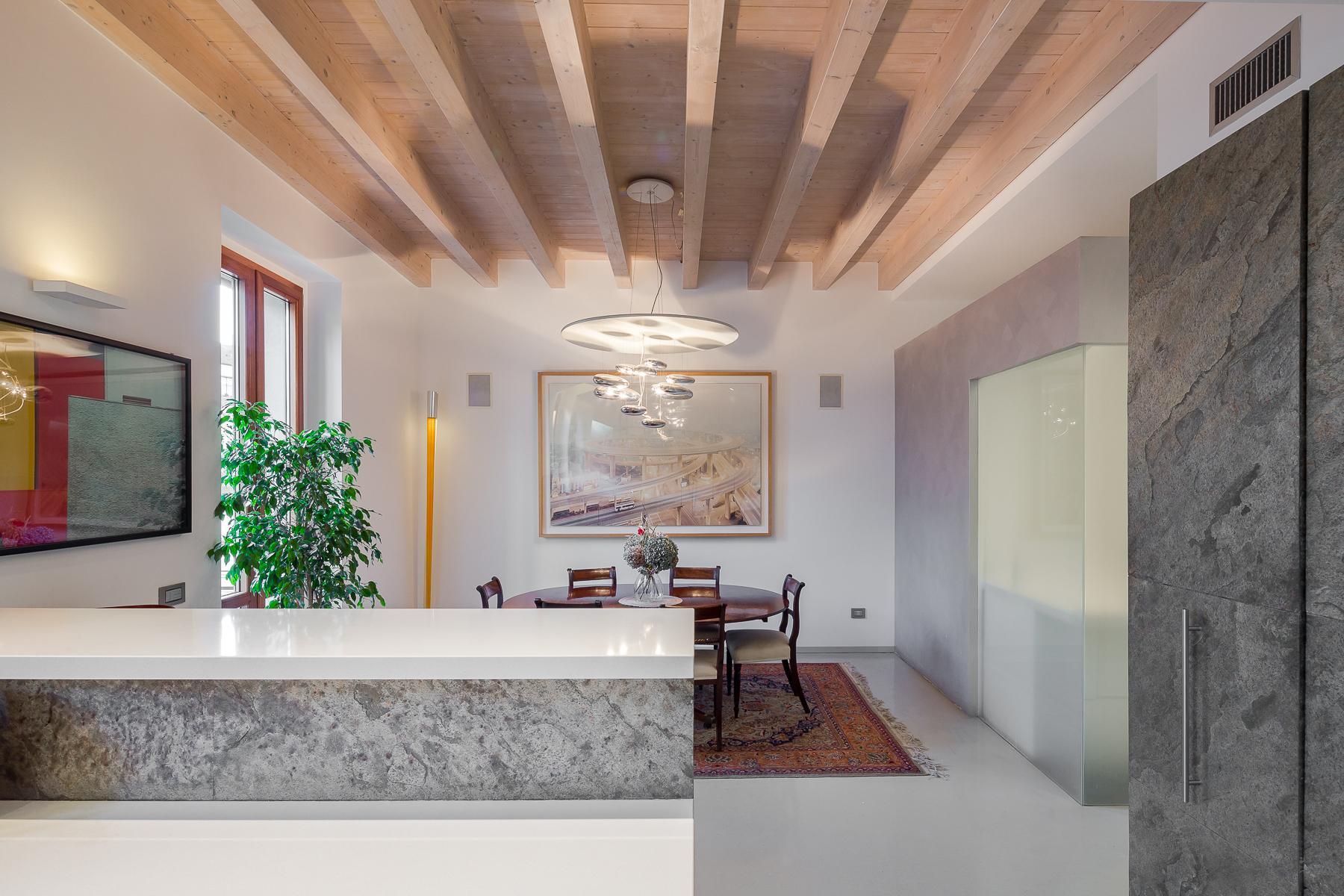 Отремонтированные светлые апартаменты с большой террасой - 17