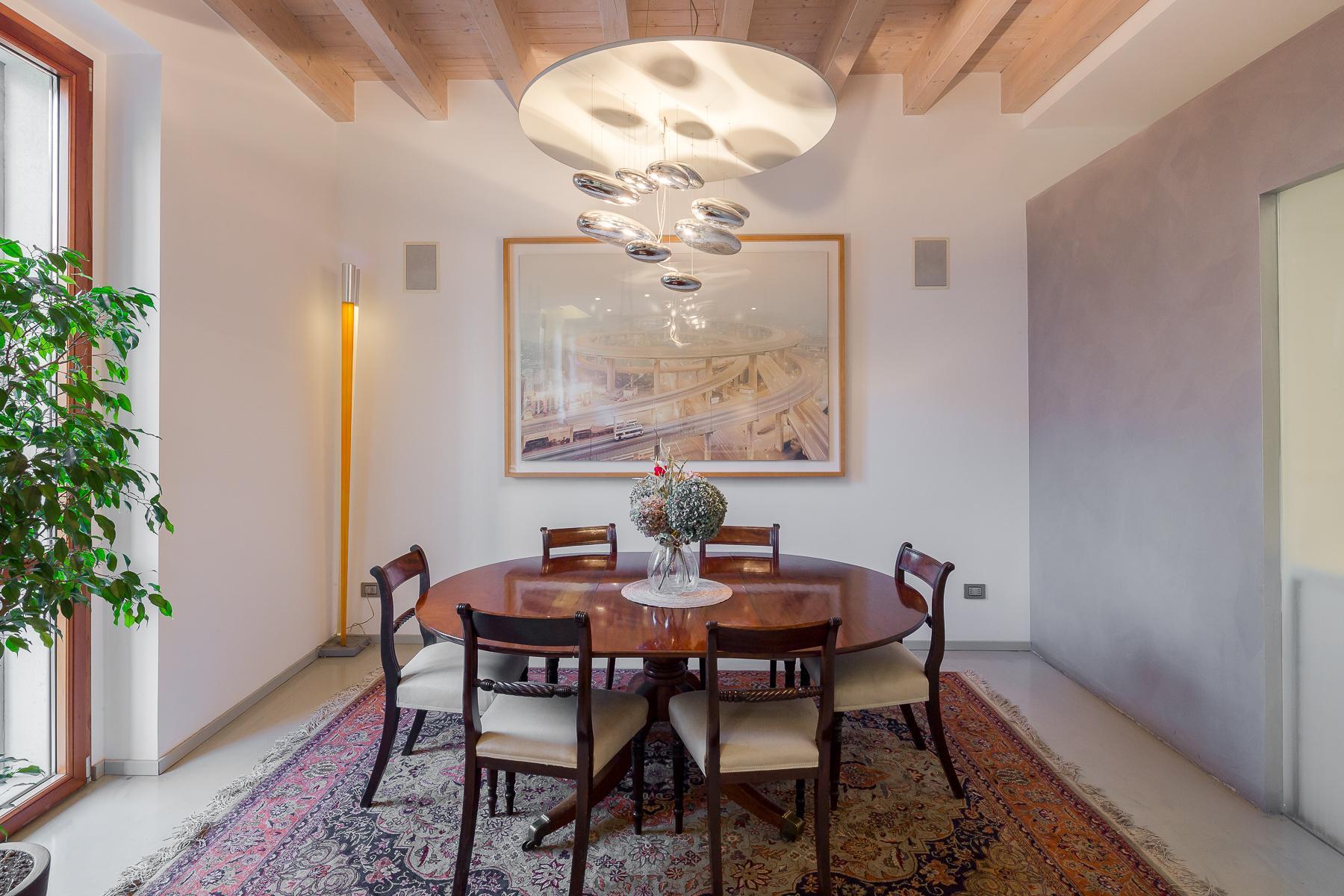 Отремонтированные светлые апартаменты с большой террасой - 18