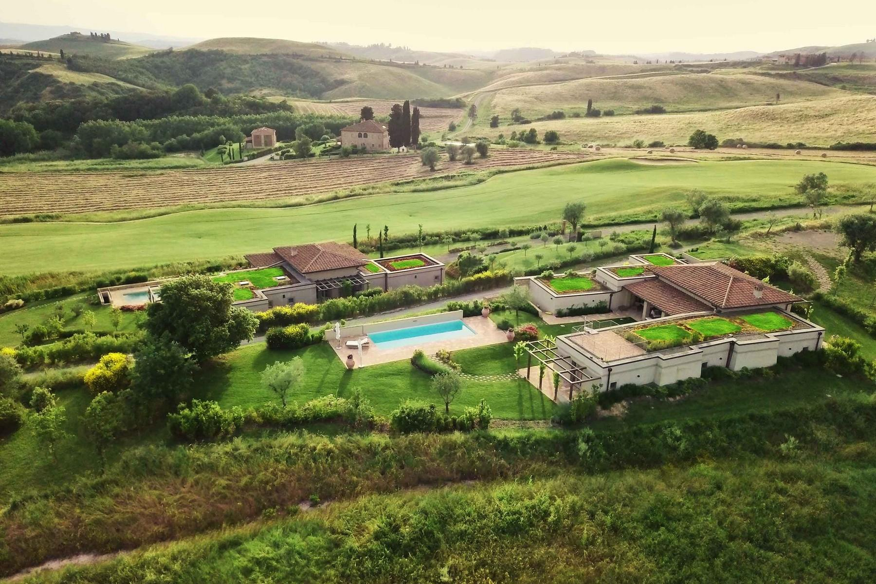Marvellous new build villas in the Tuscan countryside - 16