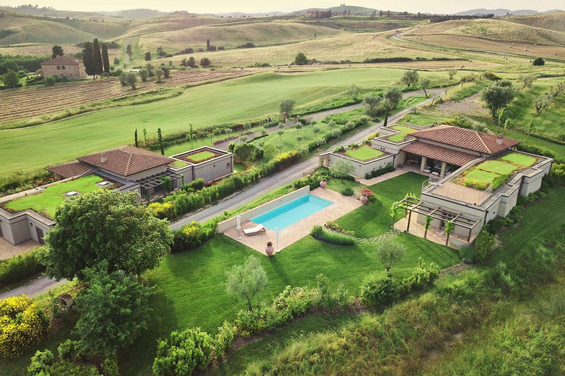 Marvellous new build villas in the Tuscan countryside - 3