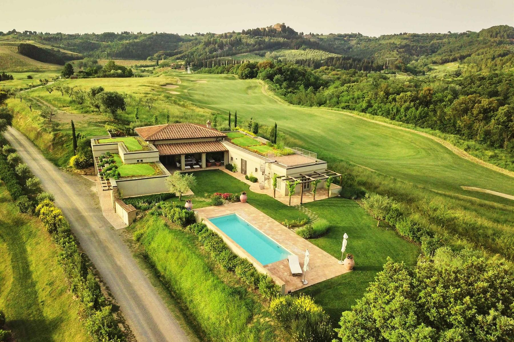 Marvellous new build villas in the Tuscan countryside - 11