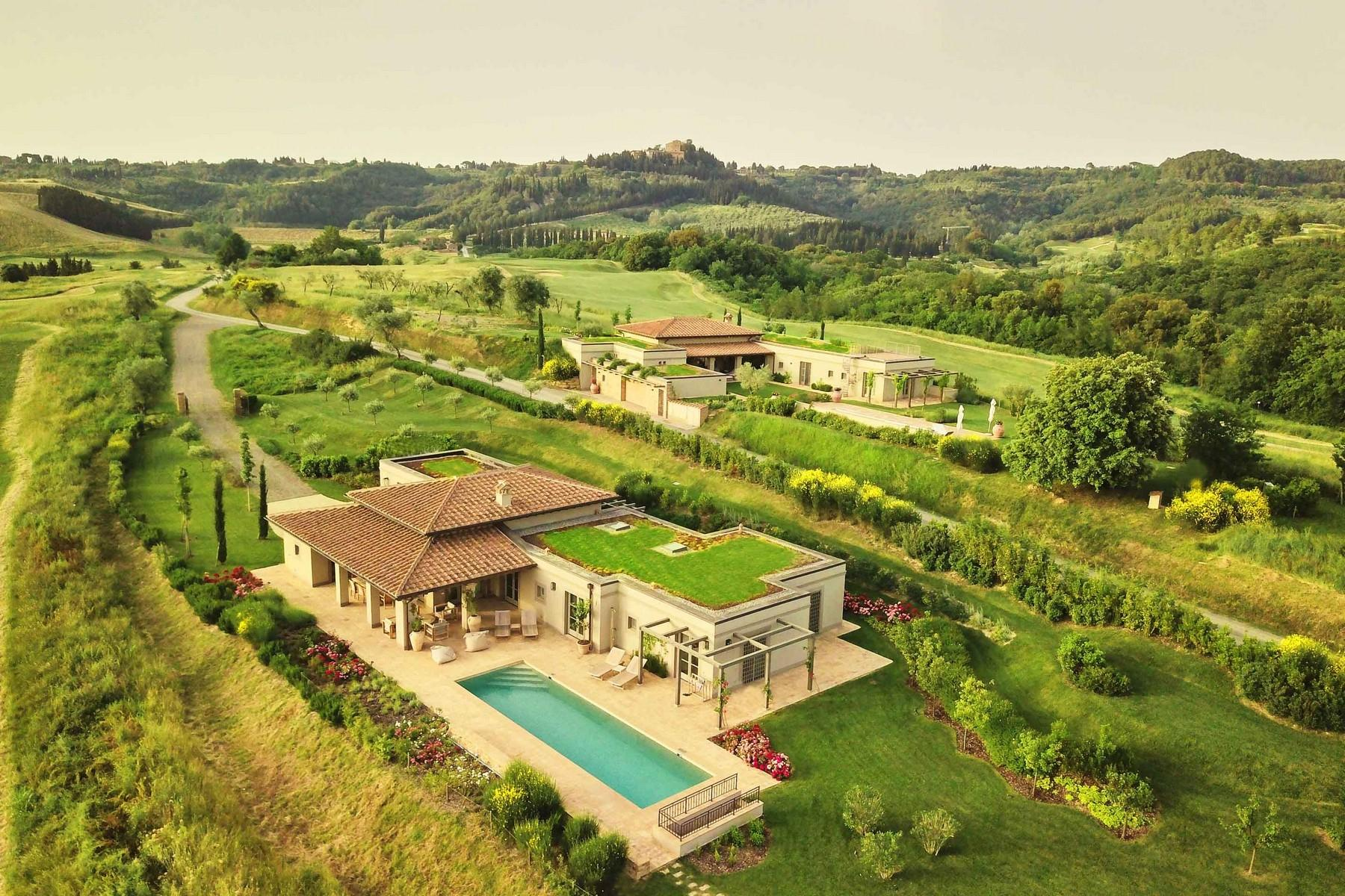 Marvellous new build villas in the Tuscan countryside - 4