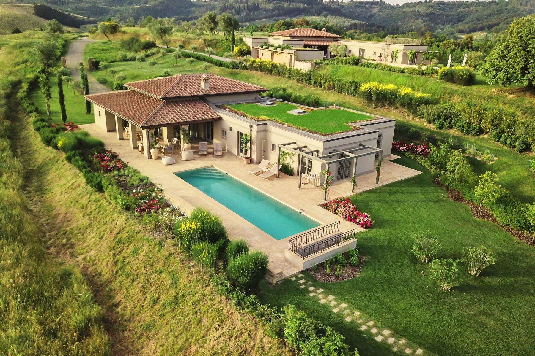 Marvellous new build villas in the Tuscan countryside - 2