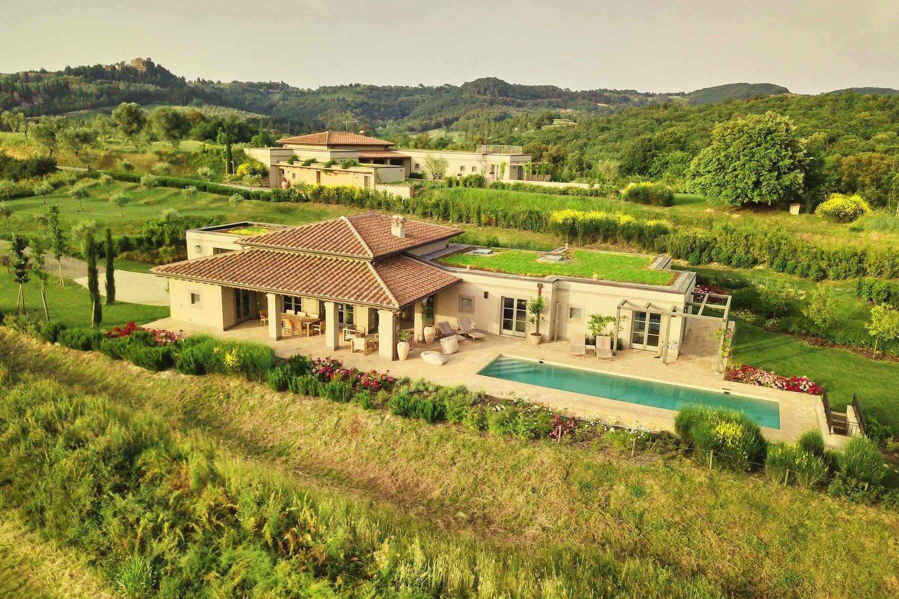 Marvellous new build villas in the Tuscan countryside - 1