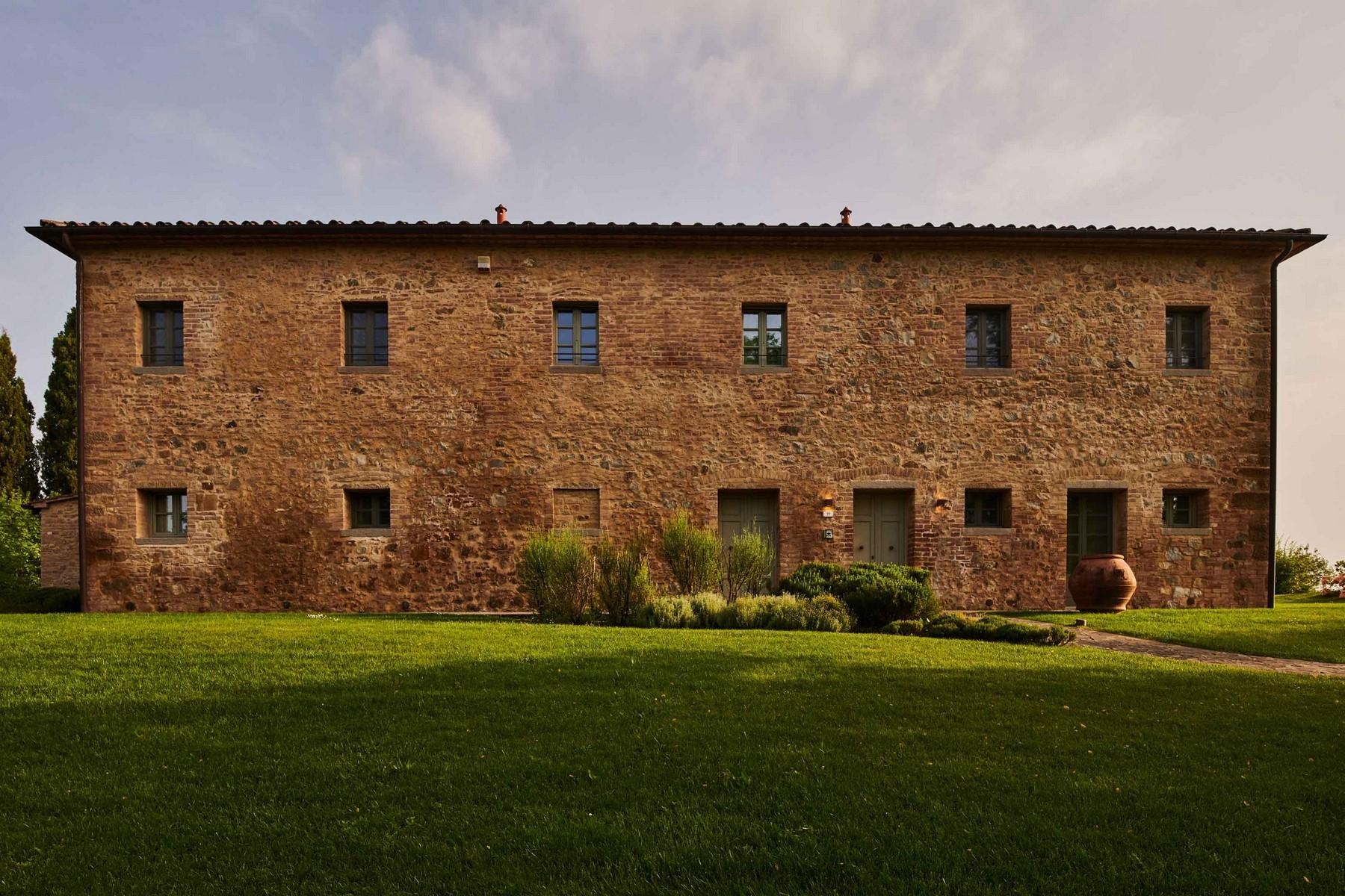 Beautifully restored  farmhouses within luxury golf resort and estate  - Montaione - 1