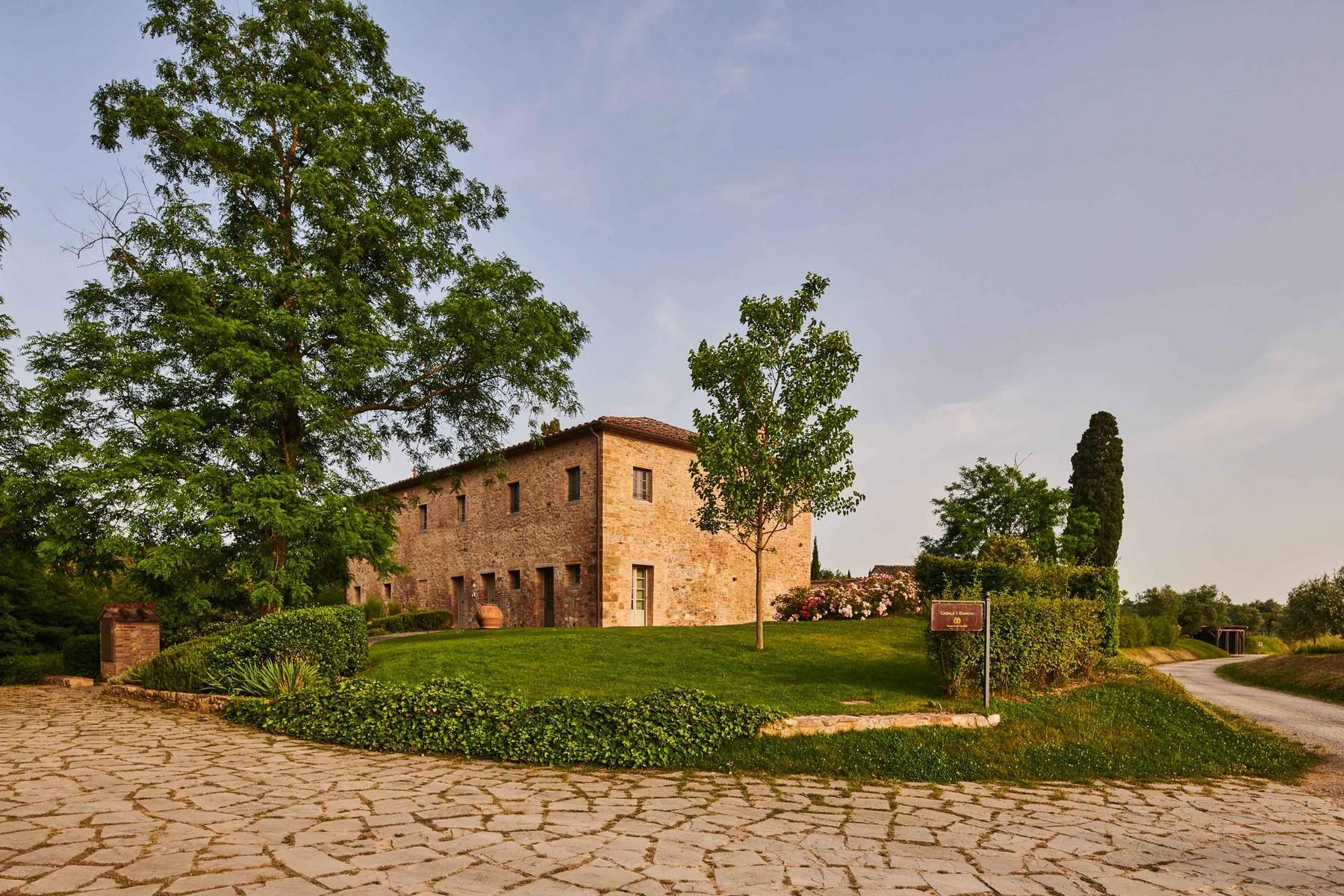 Beautifully restored  farmhouses within luxury golf resort and estate  - Montaione - 2