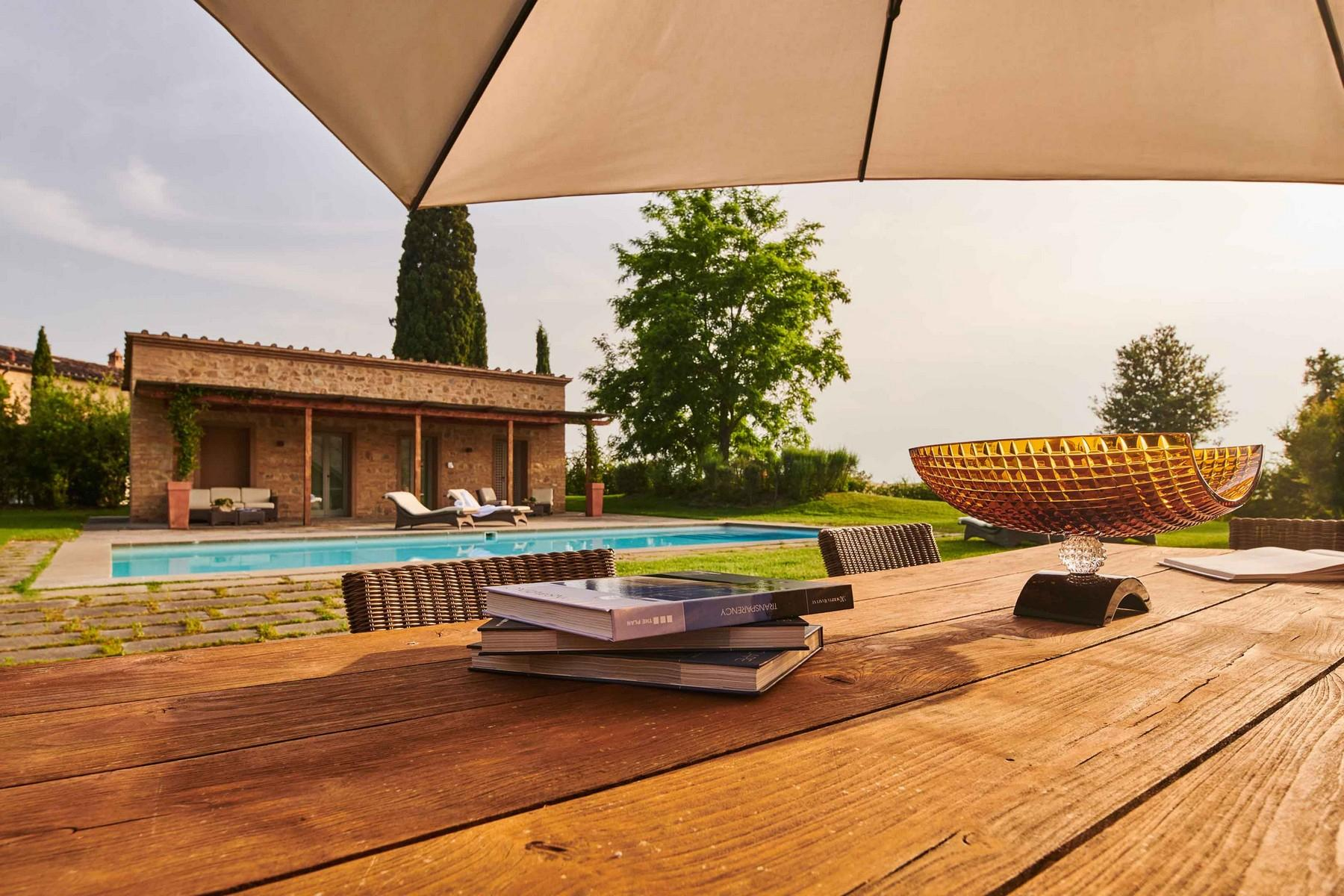 Beautifully restored  farmhouses within luxury golf resort and estate  - Montaione - 3