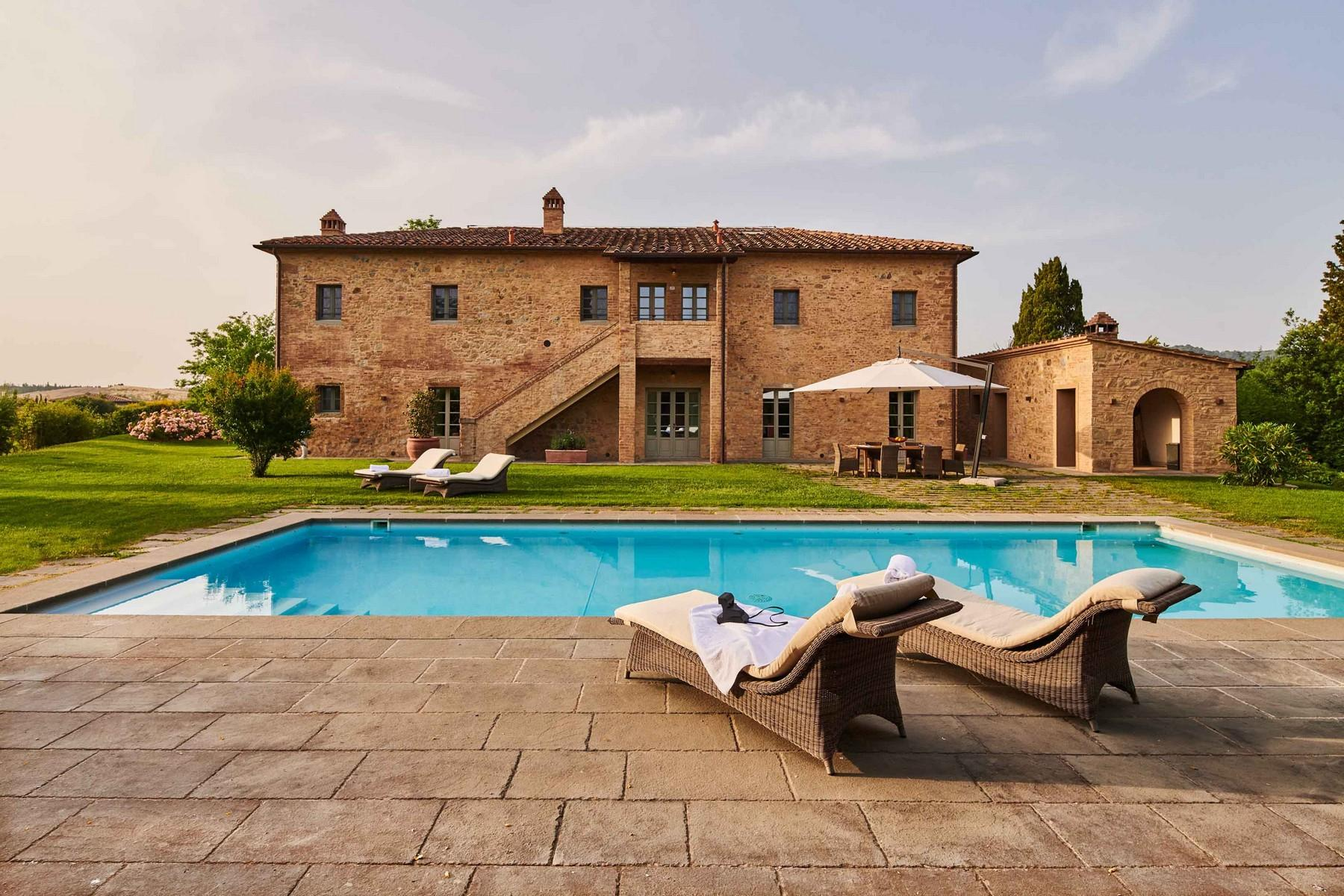 Beautifully restored  farmhouses within luxury golf resort and estate  - Montaione - 4