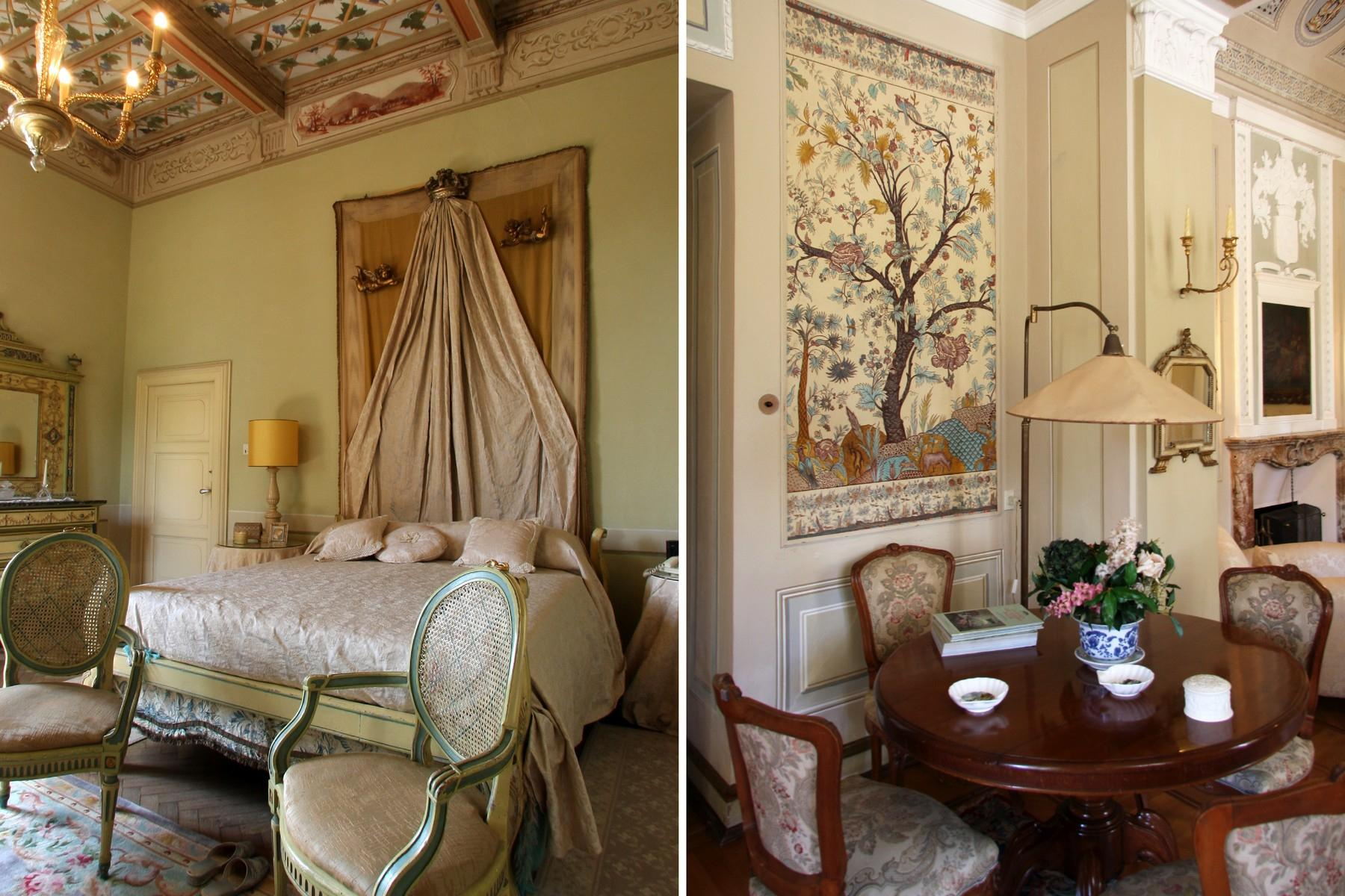 Magnificent historical villa with typical italian garden in Umbria - 34
