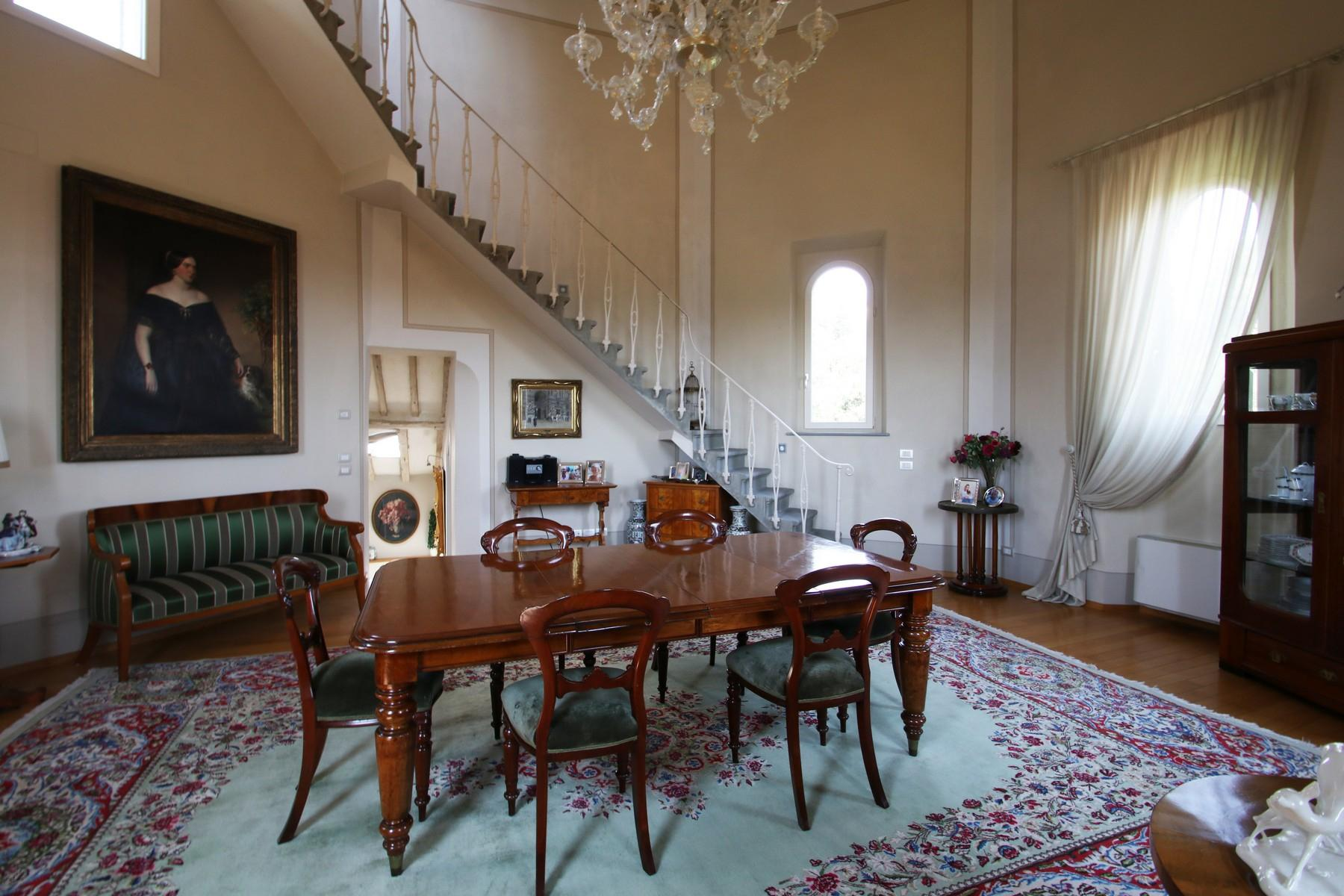 Flamboyant Top-floor Apartment with Tower in Bellosguardo, Florence - 9
