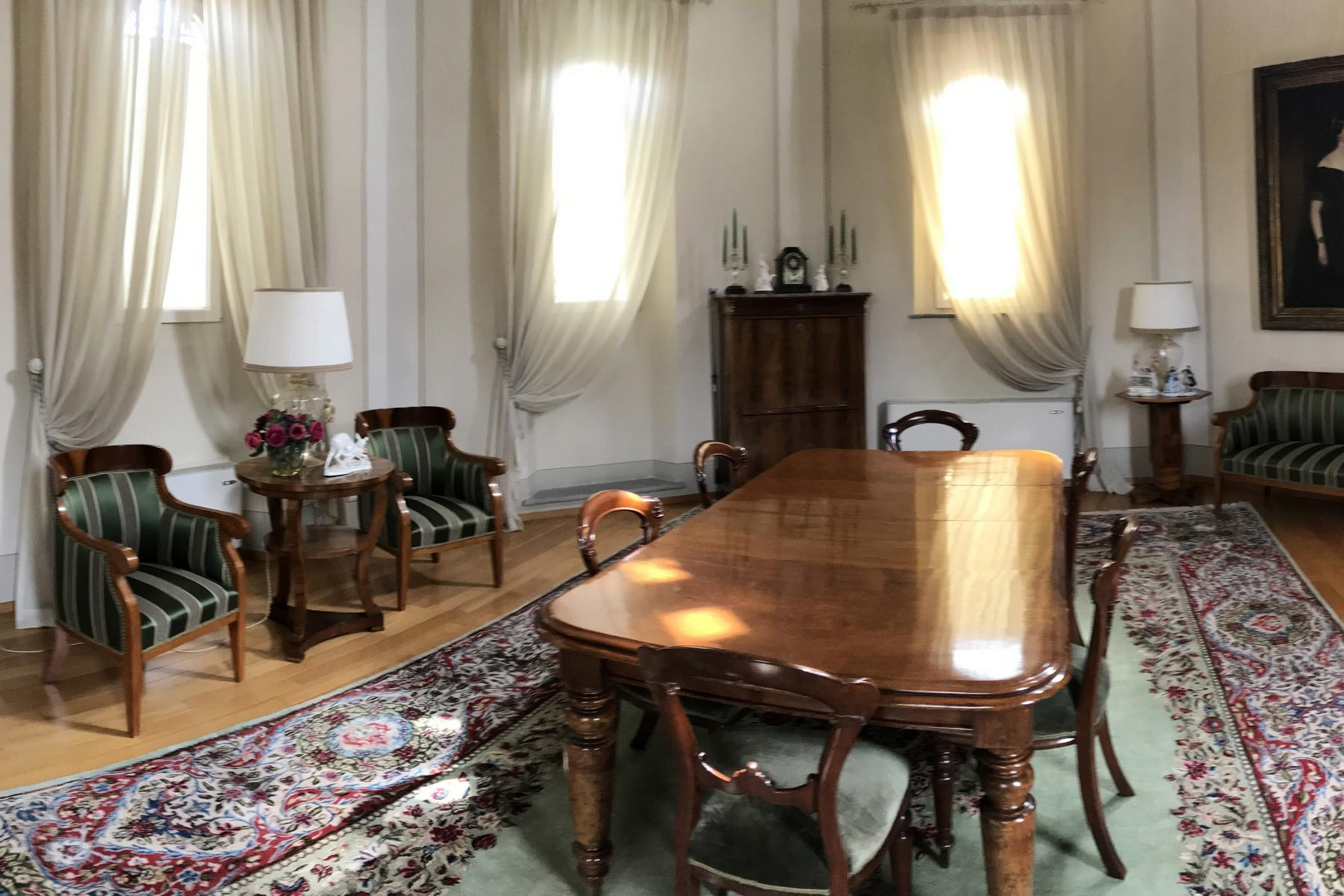 Flamboyant Top-floor Apartment with Tower in Bellosguardo, Florence - 27