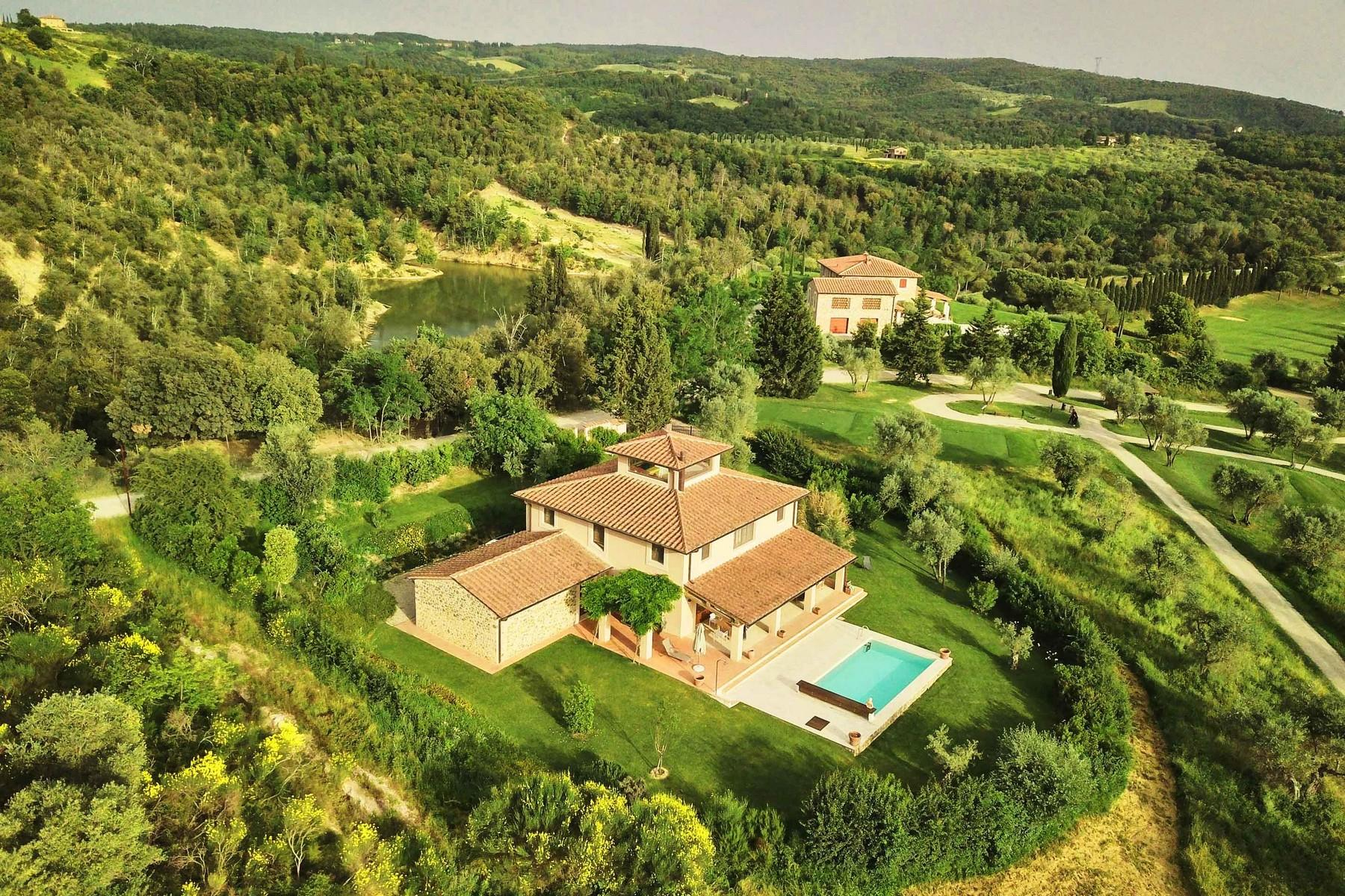 Marvellous new build villas in the Tuscan countryside - 13