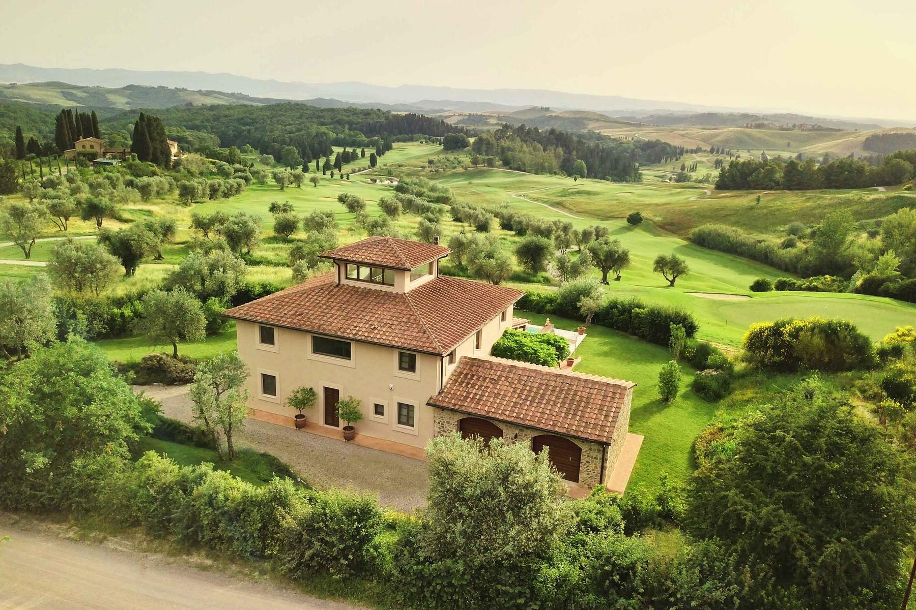 Marvellous new build villas in the Tuscan countryside - 14