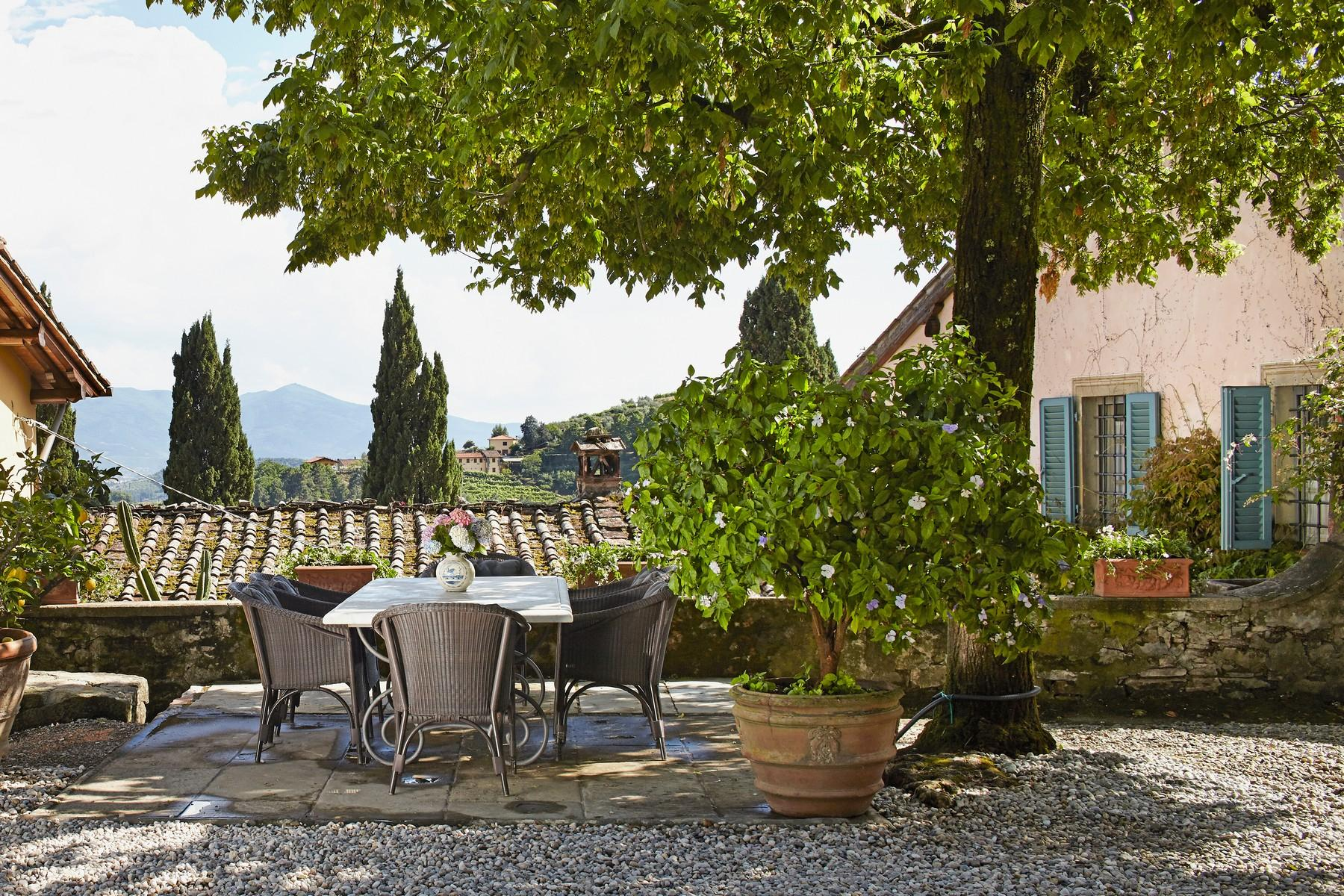 邻近Lucca的18世纪的宏伟别墅 - 25