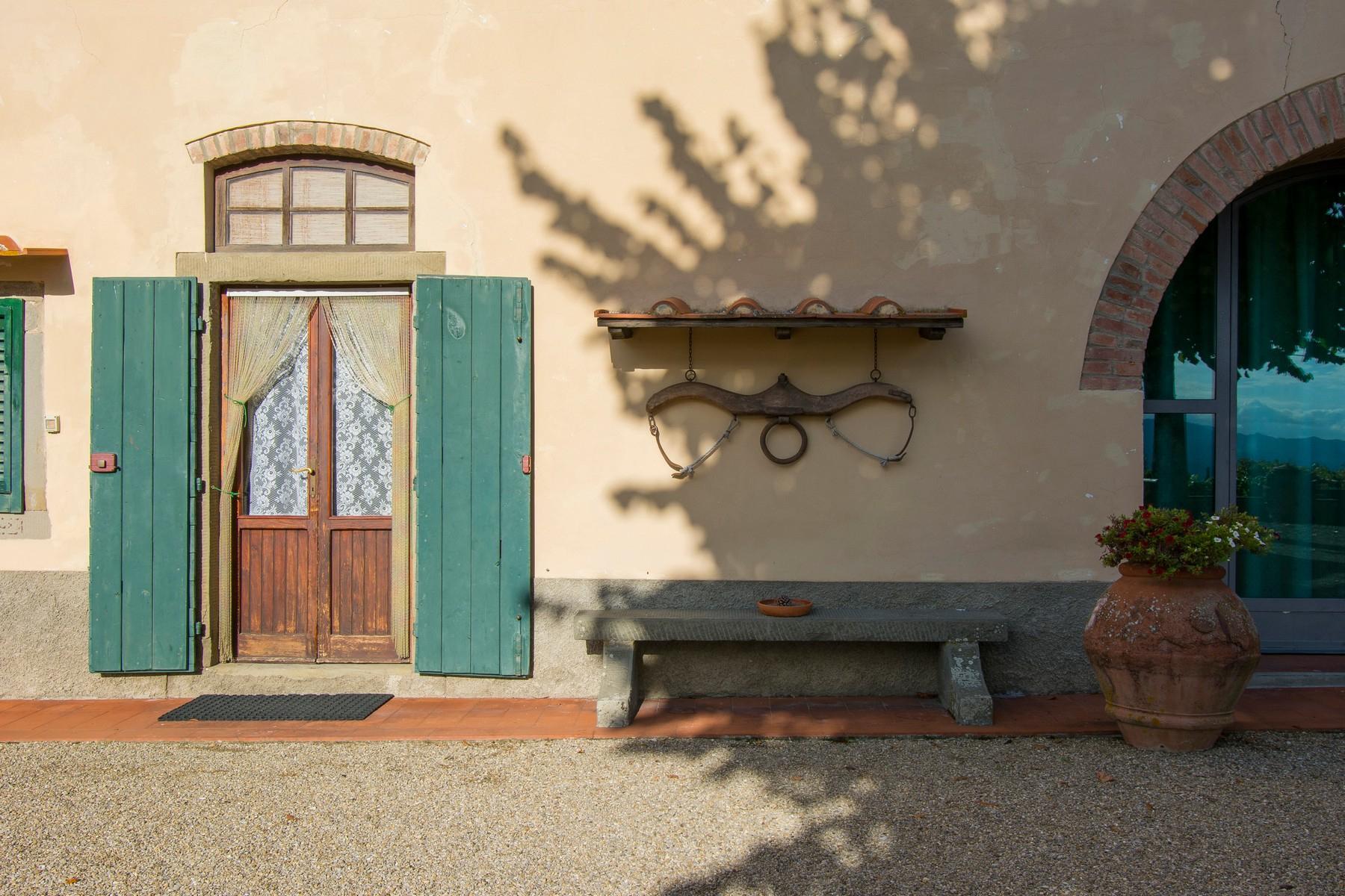 Valdarno乡村迷人的农舍 - 20