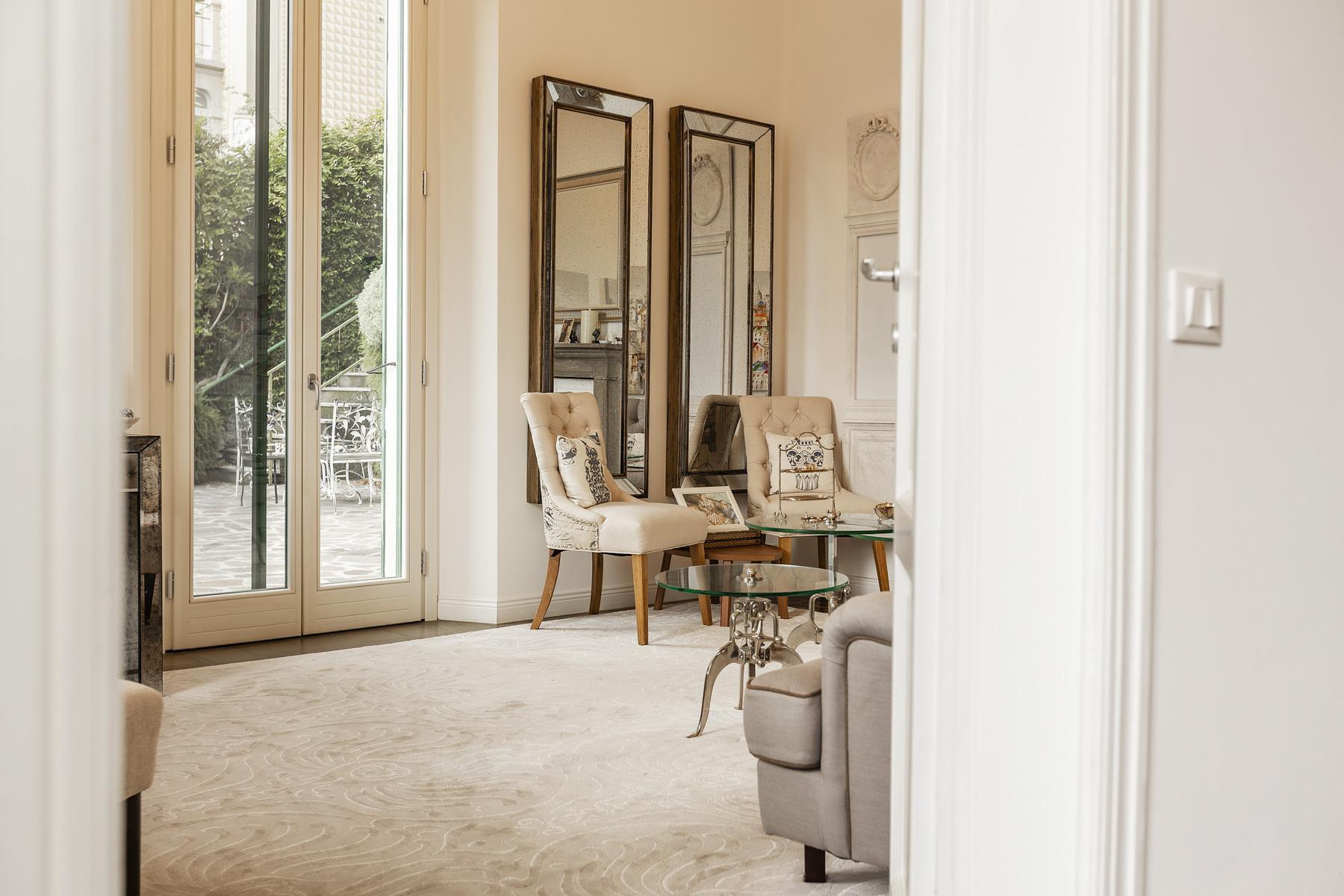Bellissima villa con meravigliosa vista sulla città e sul primo bacino del Lago di Como - 5