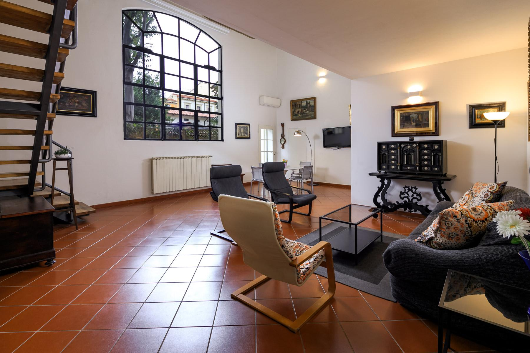 Beautiful loft with garden in the center of Florence - 3