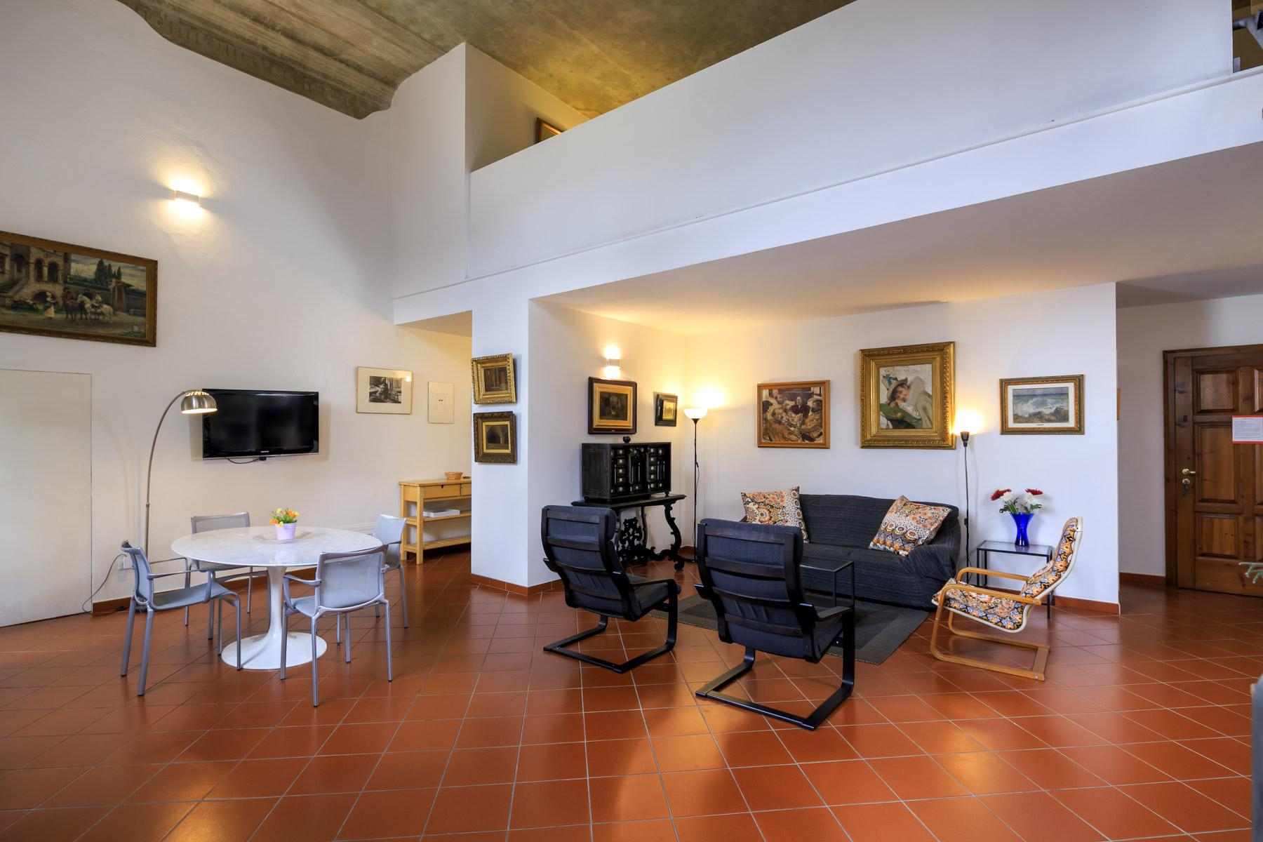 Beautiful loft with garden in the center of Florence - 5