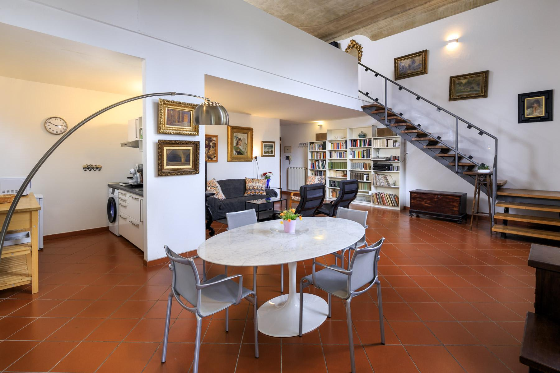 Beautiful loft with garden in the center of Florence - 4