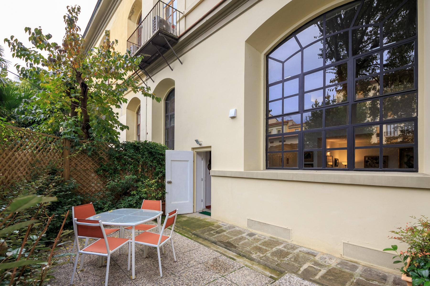 Beautiful loft with garden in the center of Florence - 1
