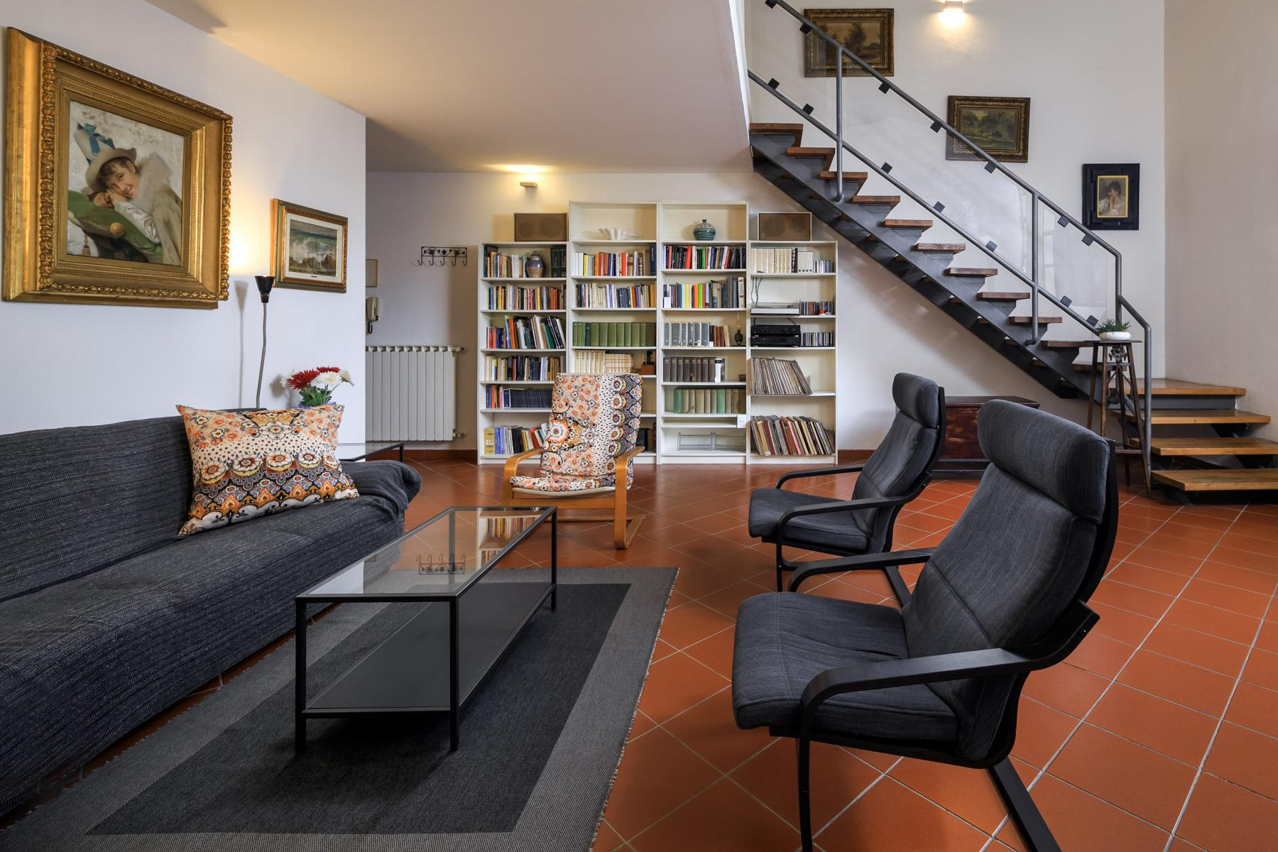 Beautiful loft with garden in the center of Florence - 6