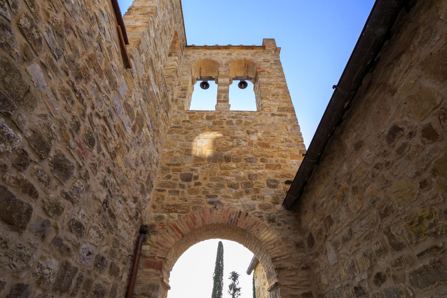 邻近RaddainChianti的城堡/庄园住宅 - 30